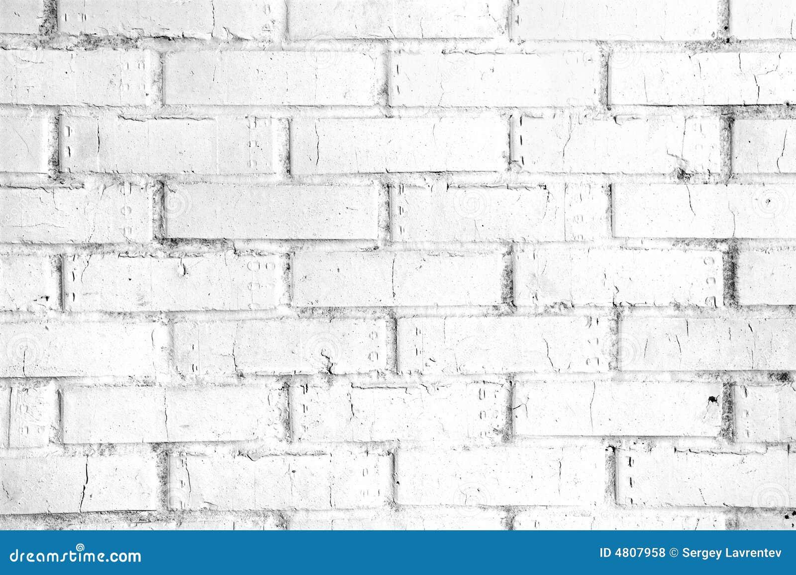 mur de briques blanc photo stock image du architecture. Black Bedroom Furniture Sets. Home Design Ideas