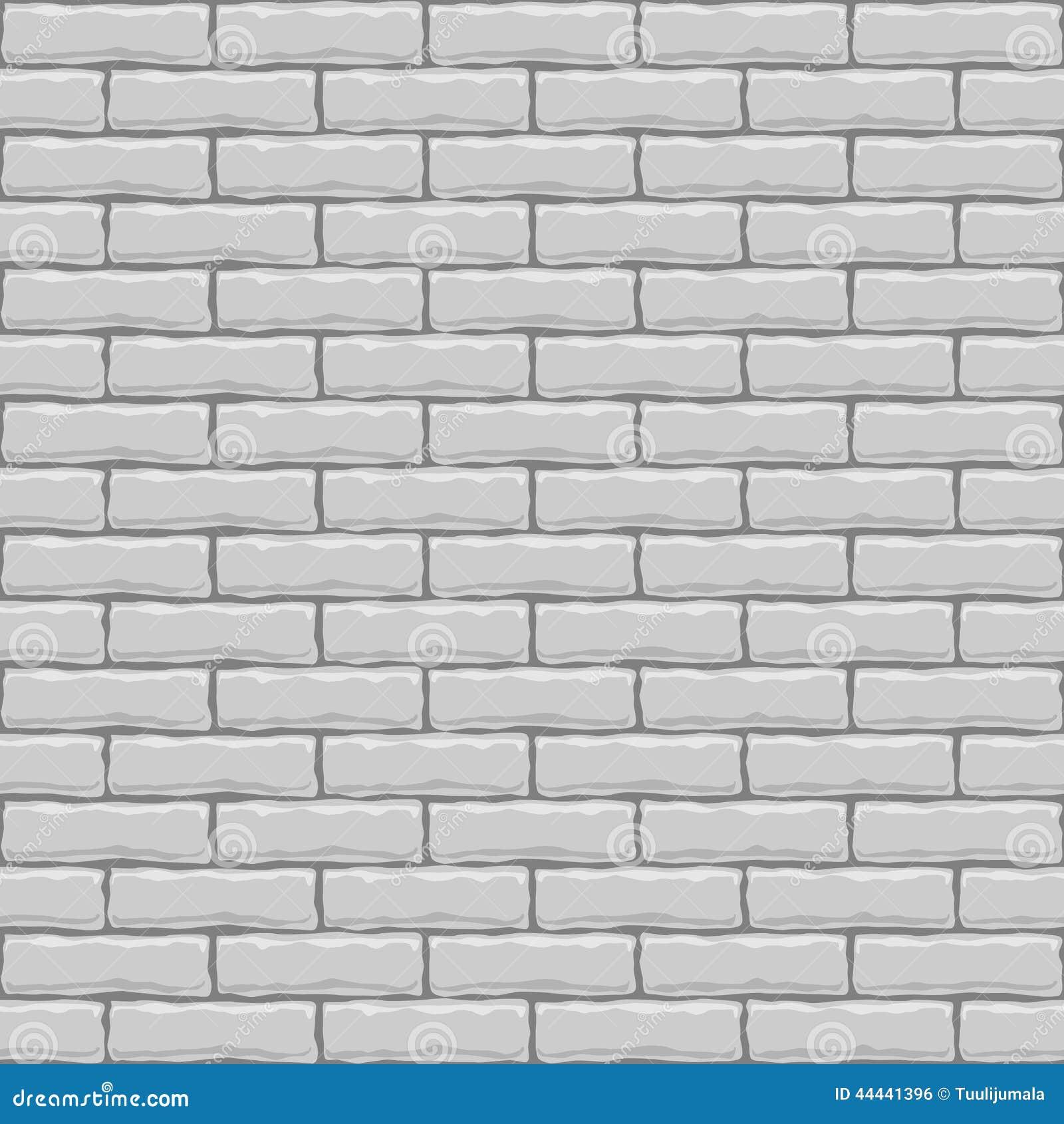 mur de briques blanc sans joint illustration de vecteur. Black Bedroom Furniture Sets. Home Design Ideas