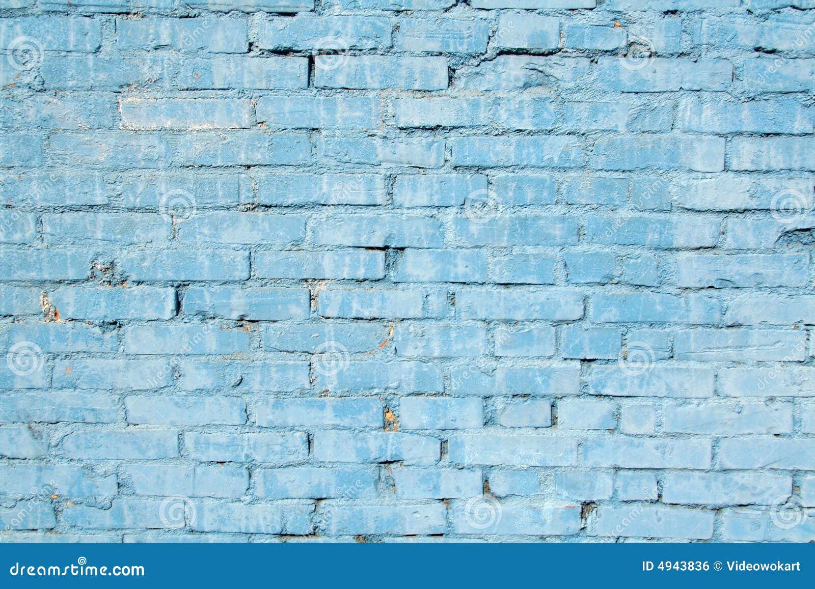 mur de briques bleu image libre de droits image 4943836. Black Bedroom Furniture Sets. Home Design Ideas