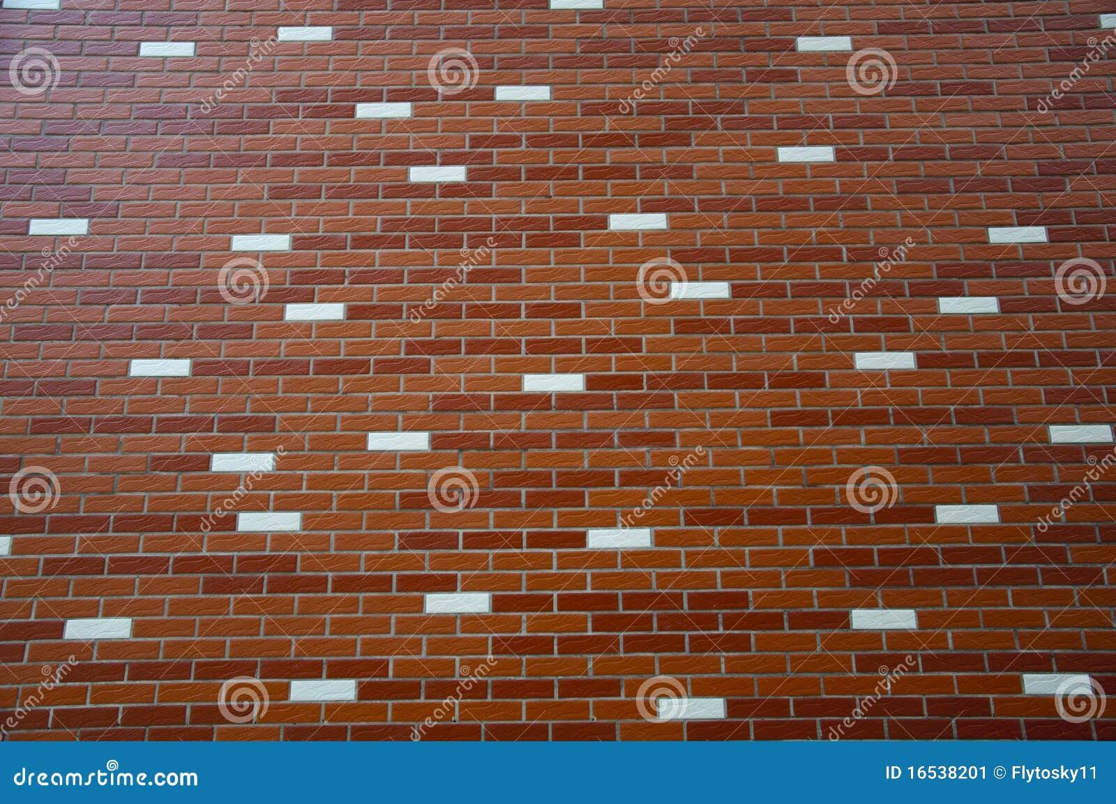 Mur de briques d coratif image stock image 16538201 for Mur de brique decorative