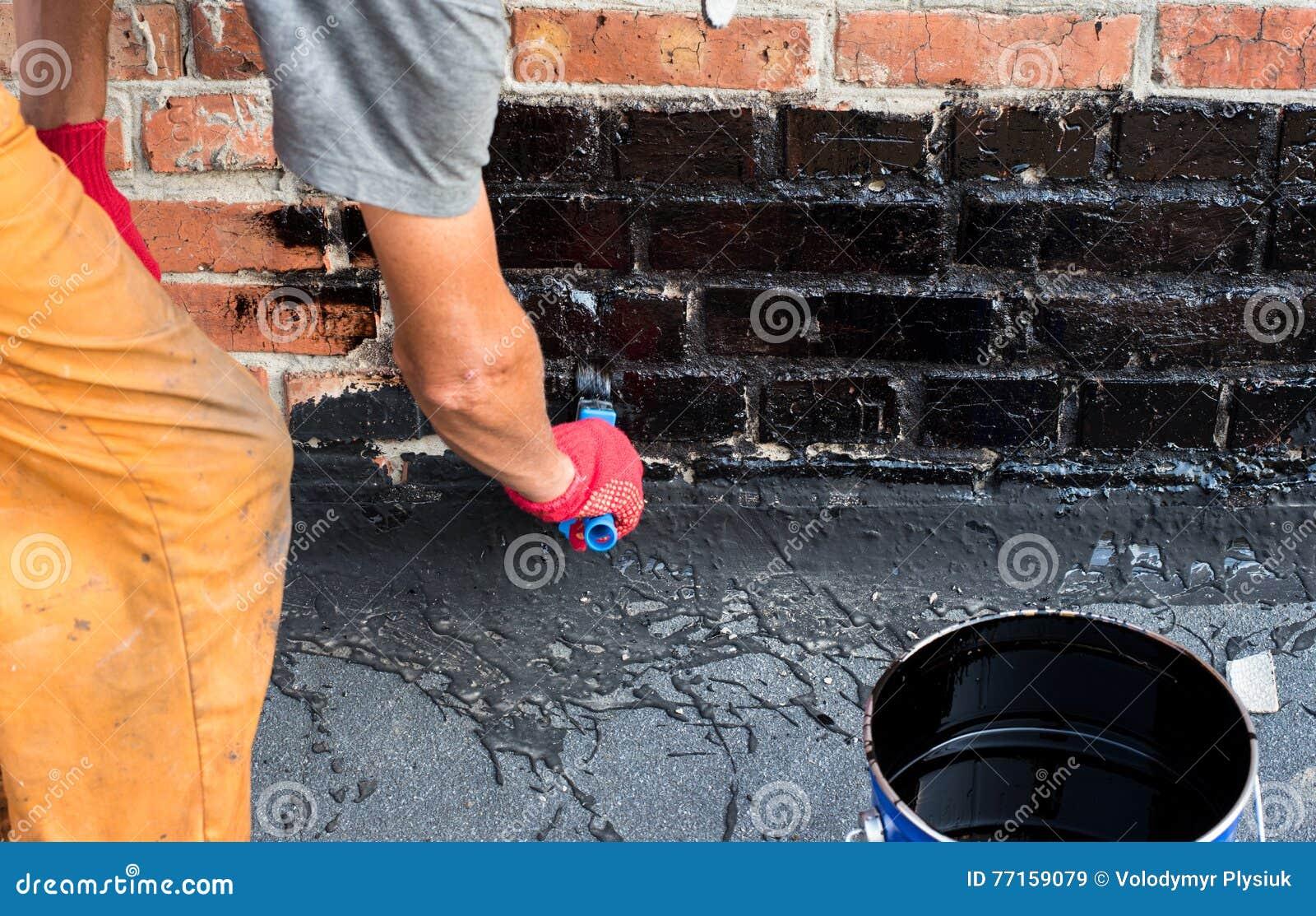 Mur de briques d amorçage
