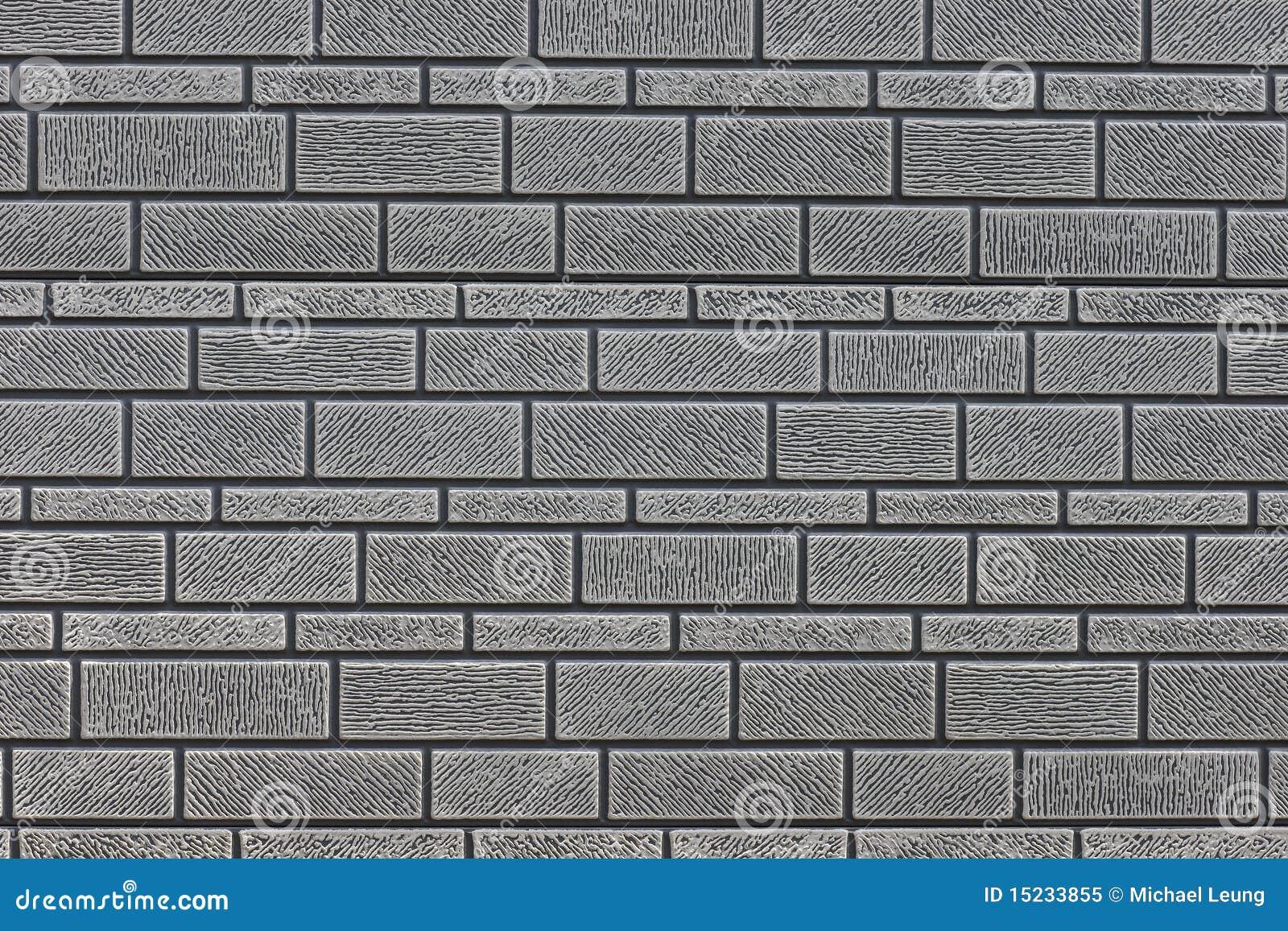 Mur de briques gris image stock image du detail texture Mur de brique gris