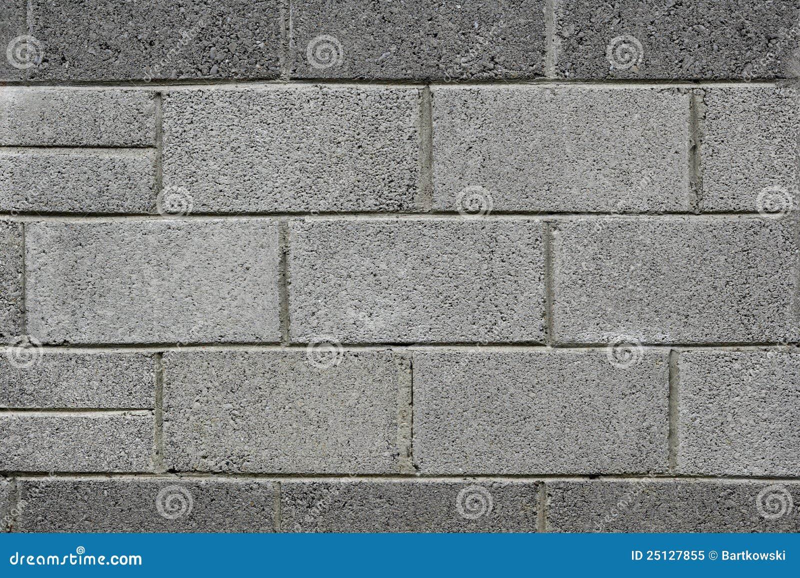 Mur de briques gris image stock image du fonc concret Mur de brique gris