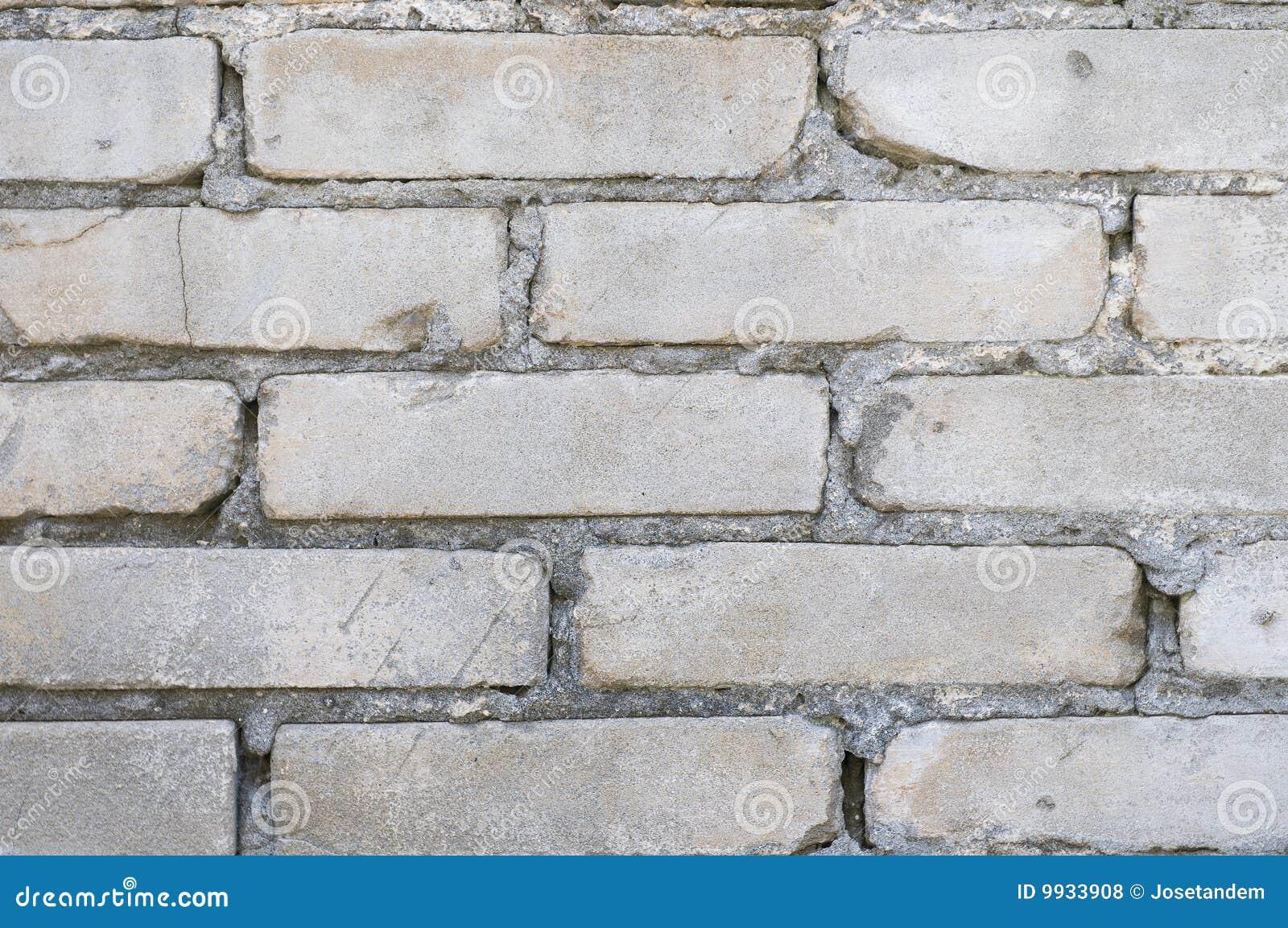 Mur De Briques Gris Pour Le Papier Peint Photos Libres De