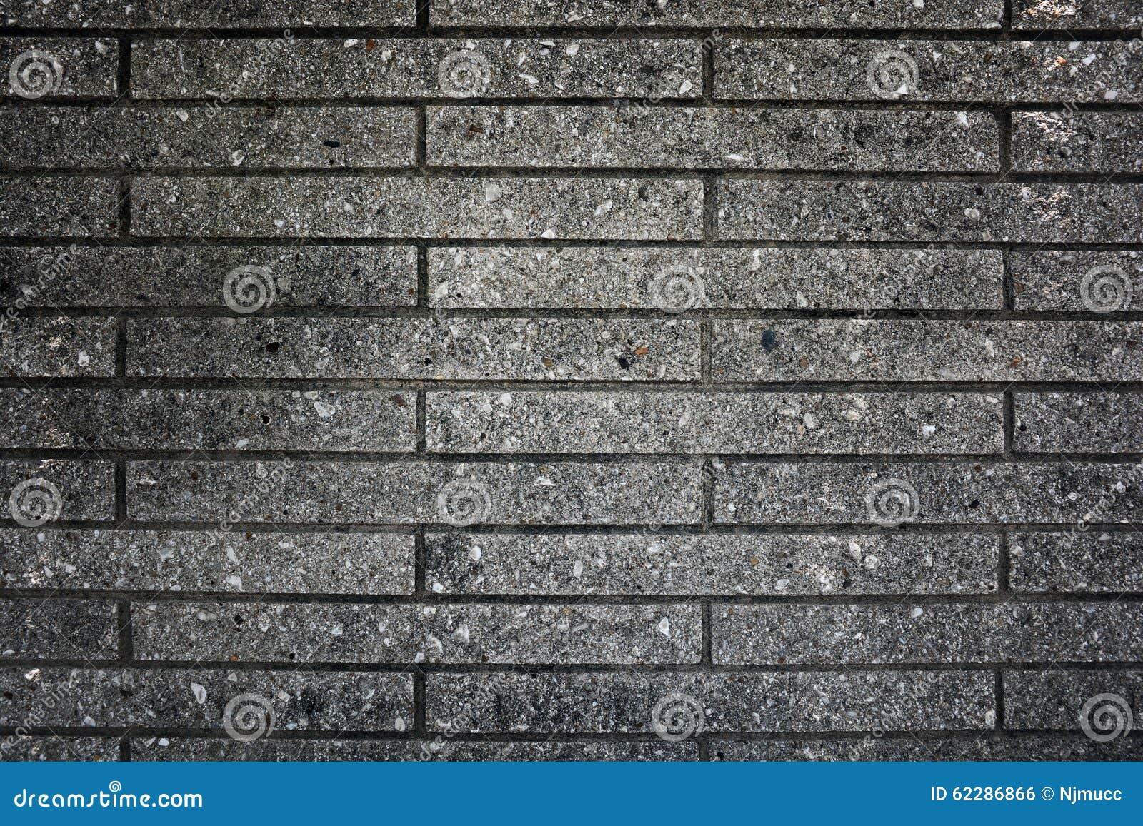 Mur de briques la terre papier peint noir et blanc - Mur peint en noir ...