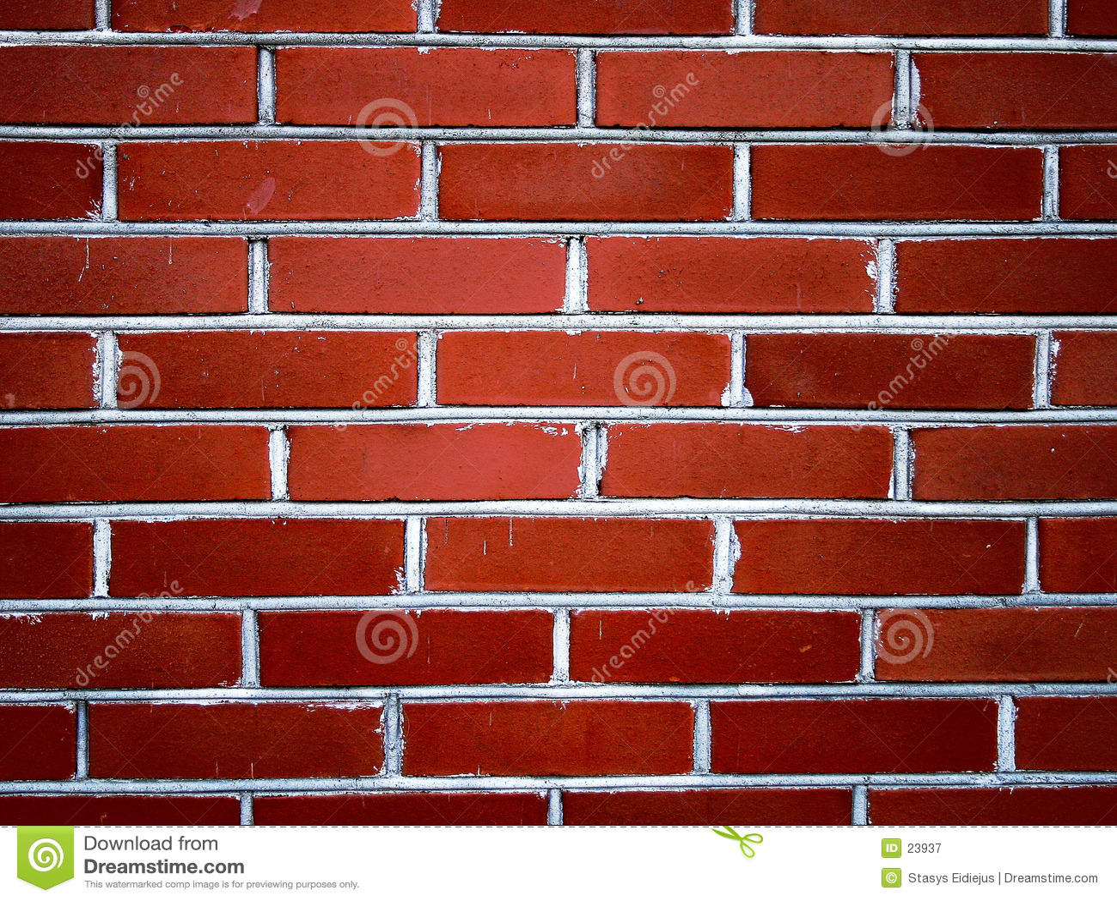mur de briques rouges ii photographie stock libre de droits image 23937. Black Bedroom Furniture Sets. Home Design Ideas