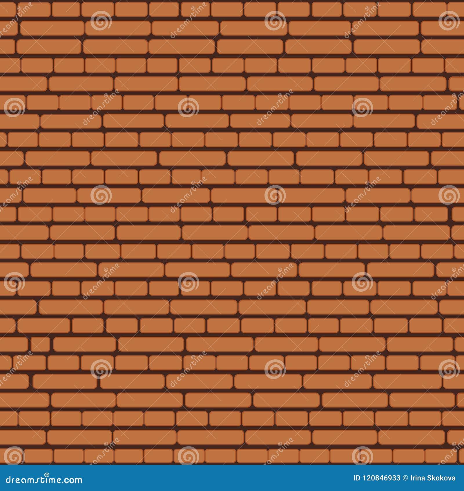 Mur de briques de vecteur