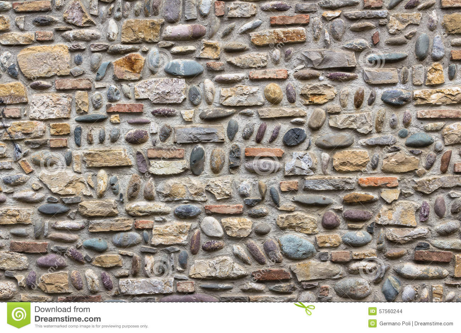 mur des cailloux photo stock image du sale pierres 57560244. Black Bedroom Furniture Sets. Home Design Ideas