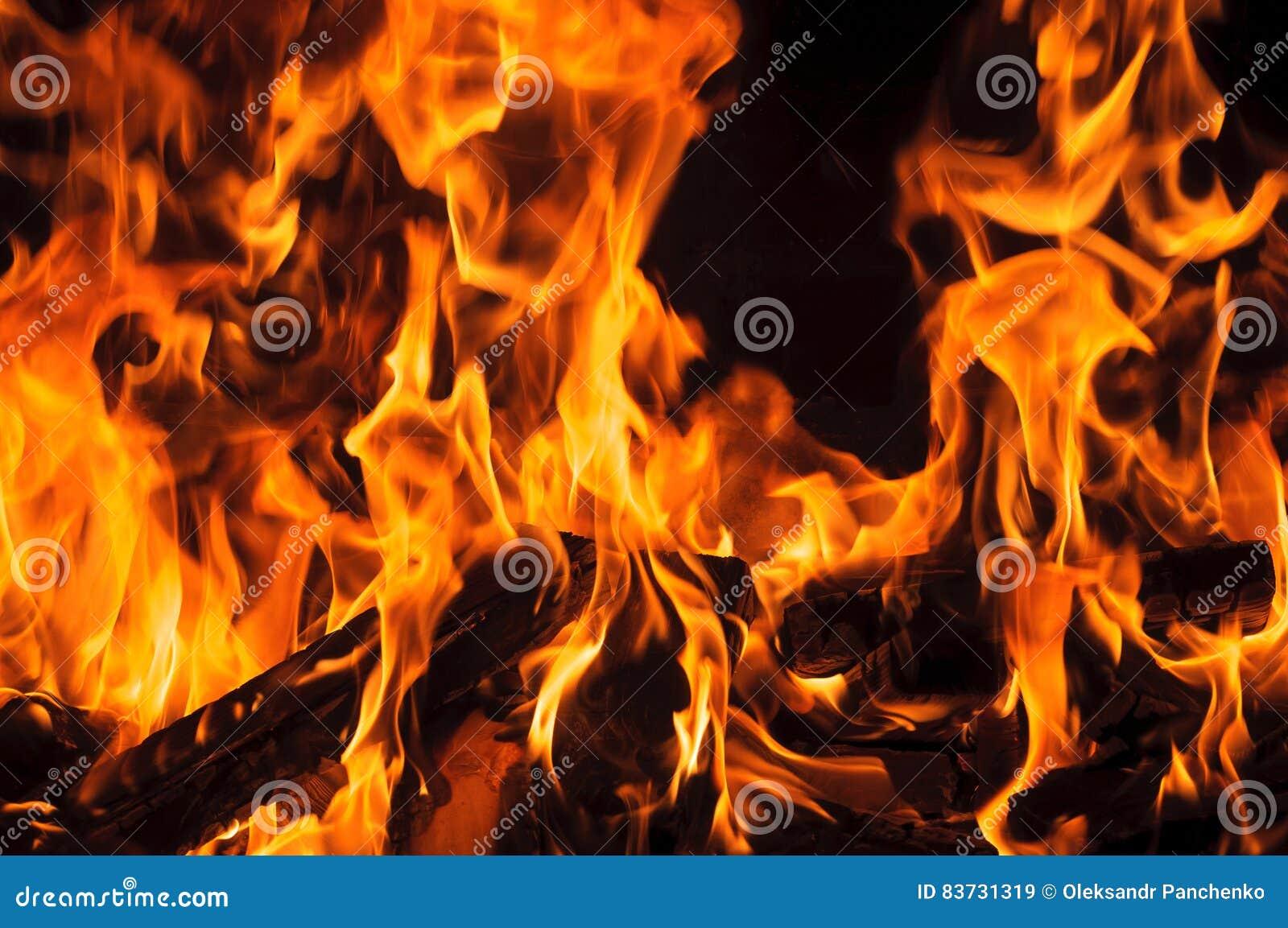 Mur des flammes