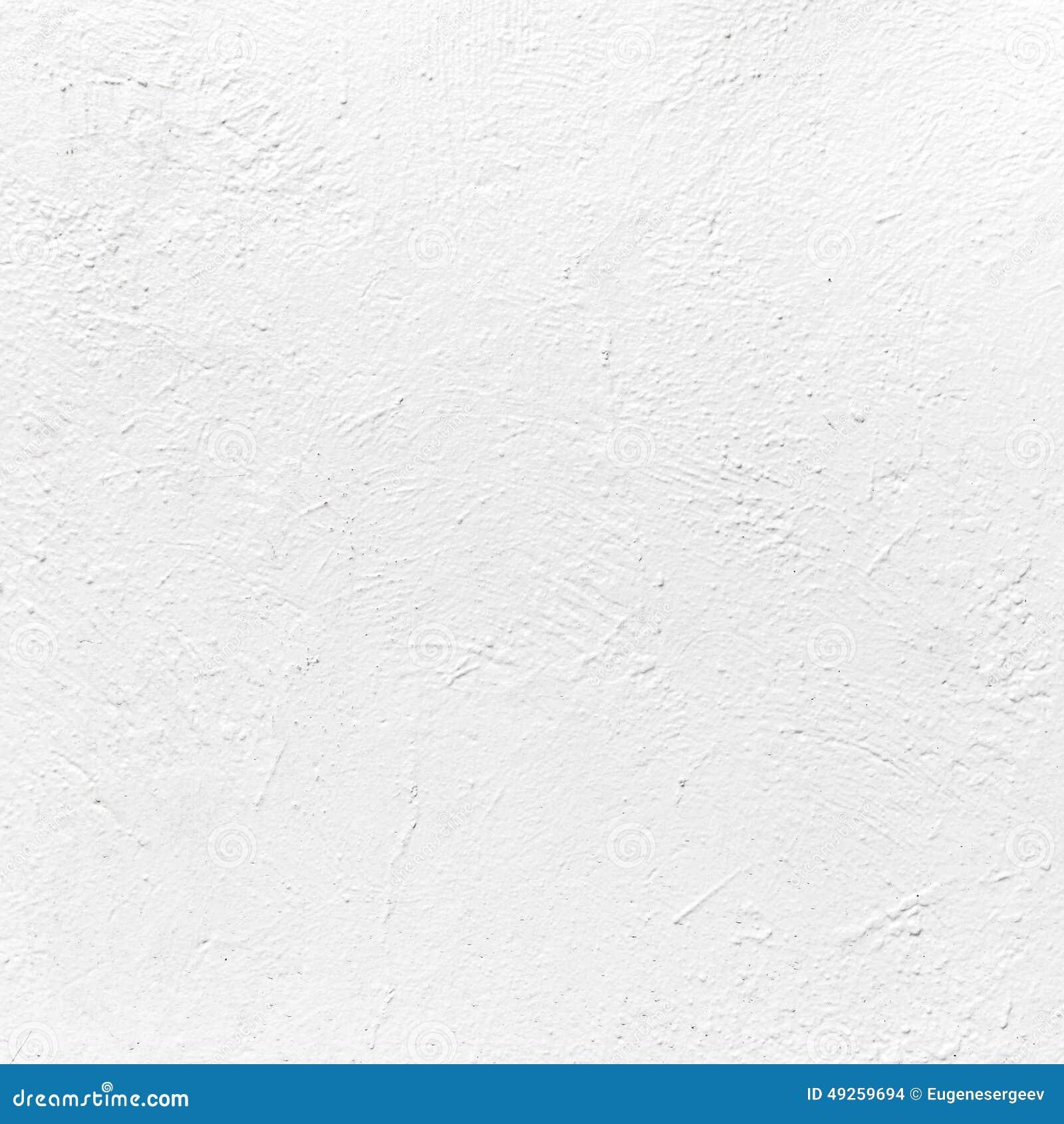 mur en b ton blanc avec le pl tre texture de fond photo stock image 49259694. Black Bedroom Furniture Sets. Home Design Ideas