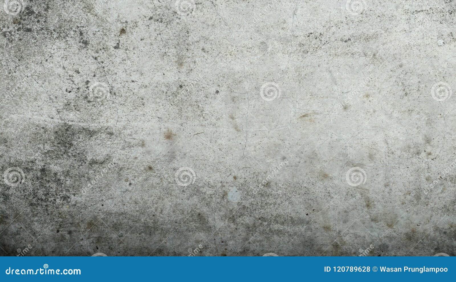 Mur en béton grunge de ciment avec la fente