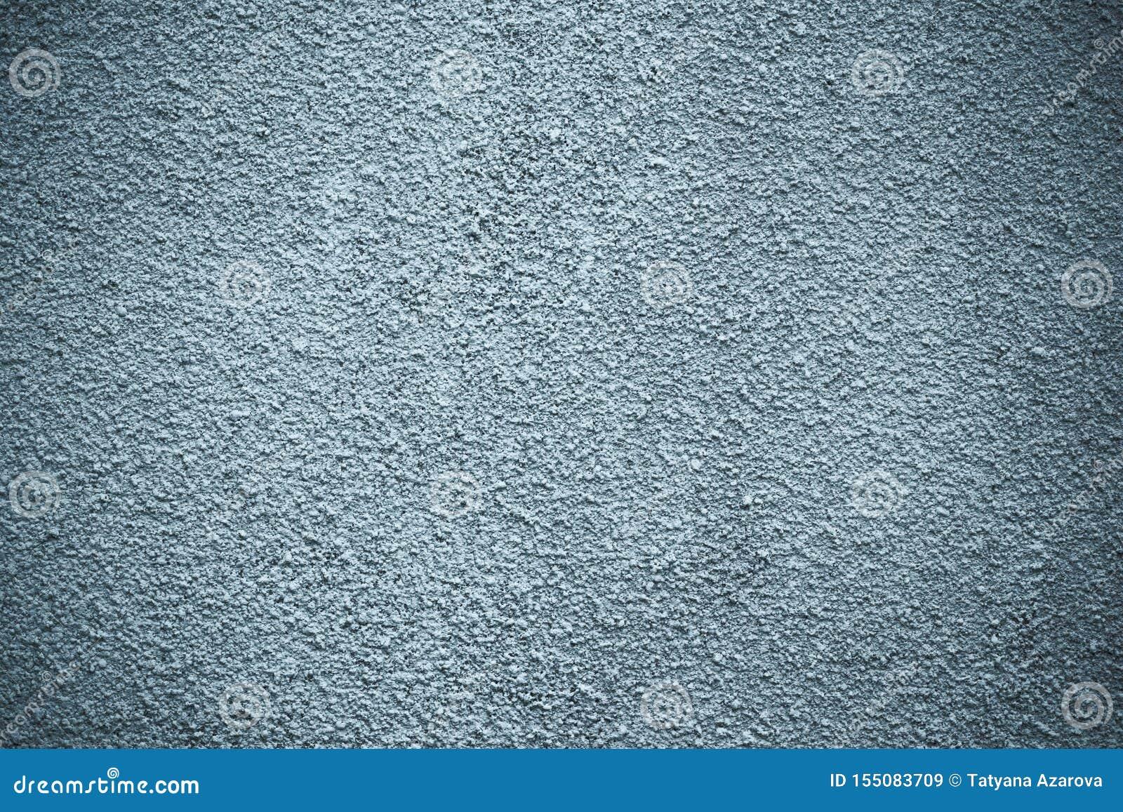 Mur en béton rugueux foncé Modèle gris abstrait, fond d architecture Texture en pierre sale noire Surface grunge et bleue W de st