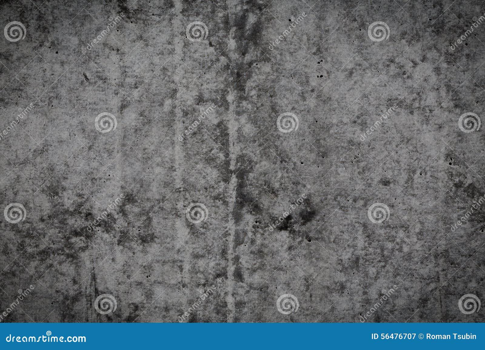 Mur en béton sale pour le fond