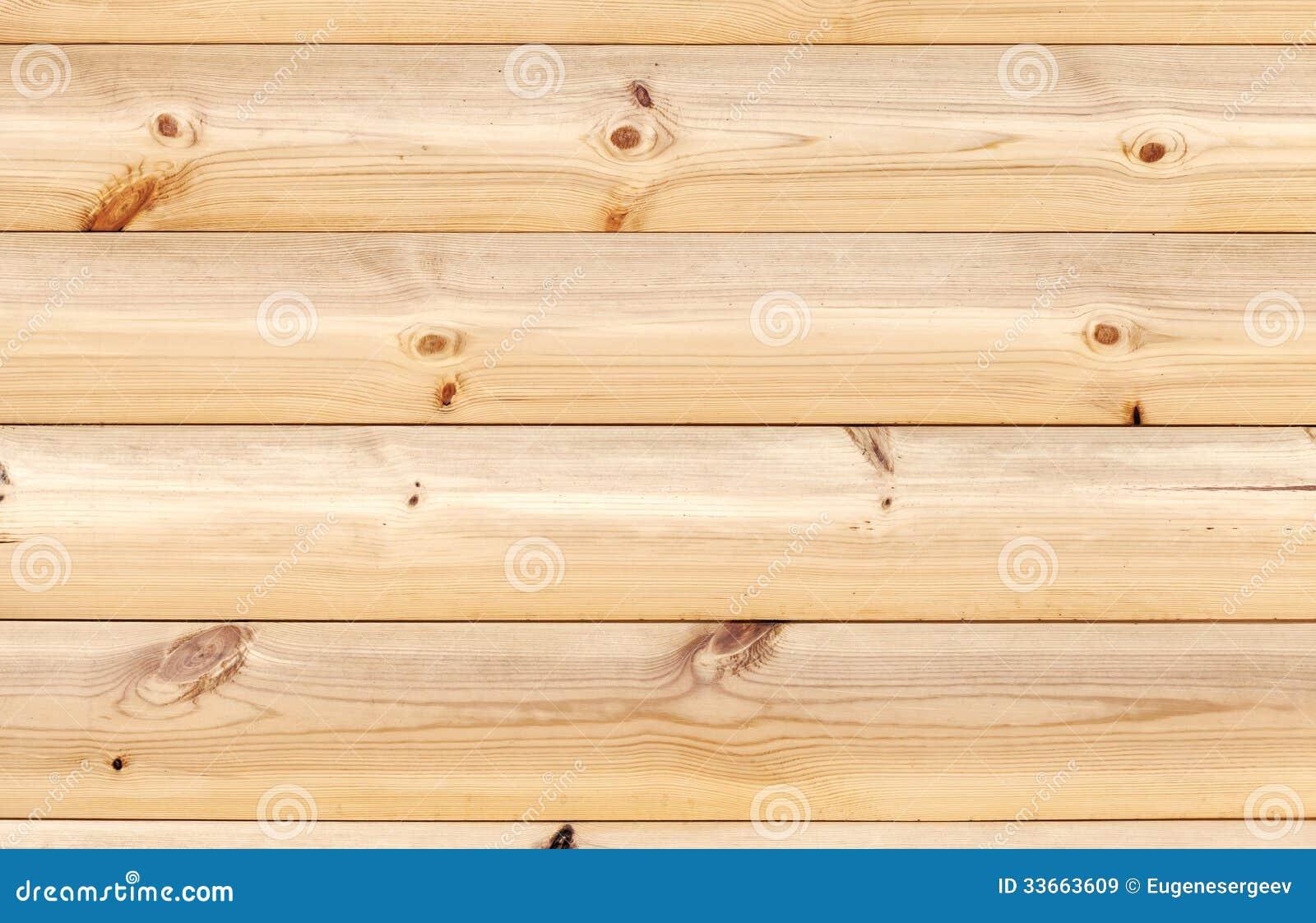 Mur En Bois Jaune Fait De Panneaux De Pin Image Stock