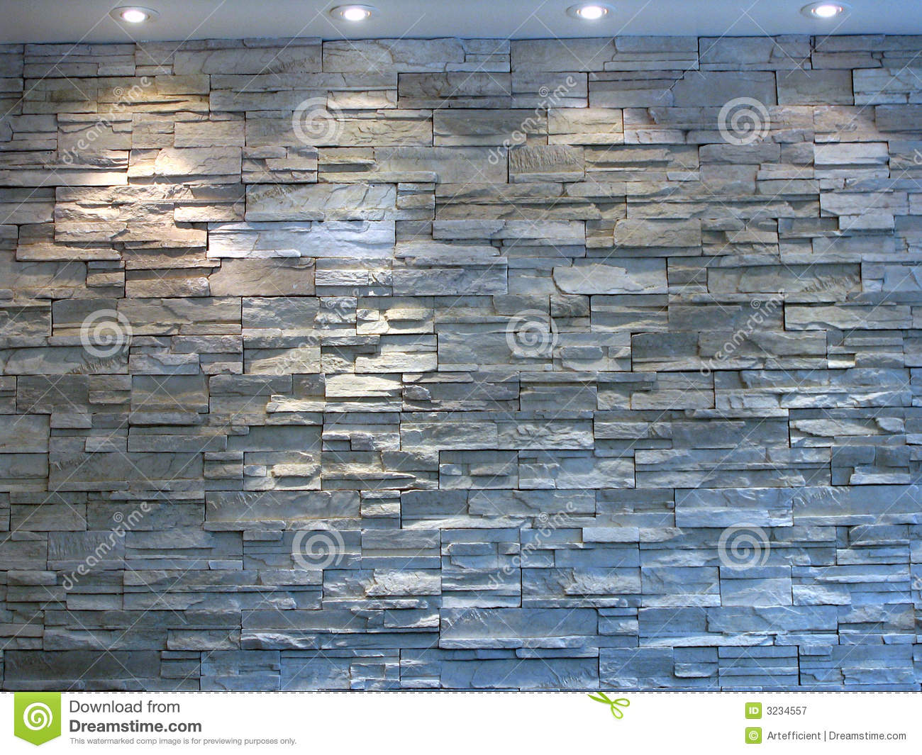 Mur en pierre blanc et gris photographie stock libre de - Mur en pierre decorative interieure ...