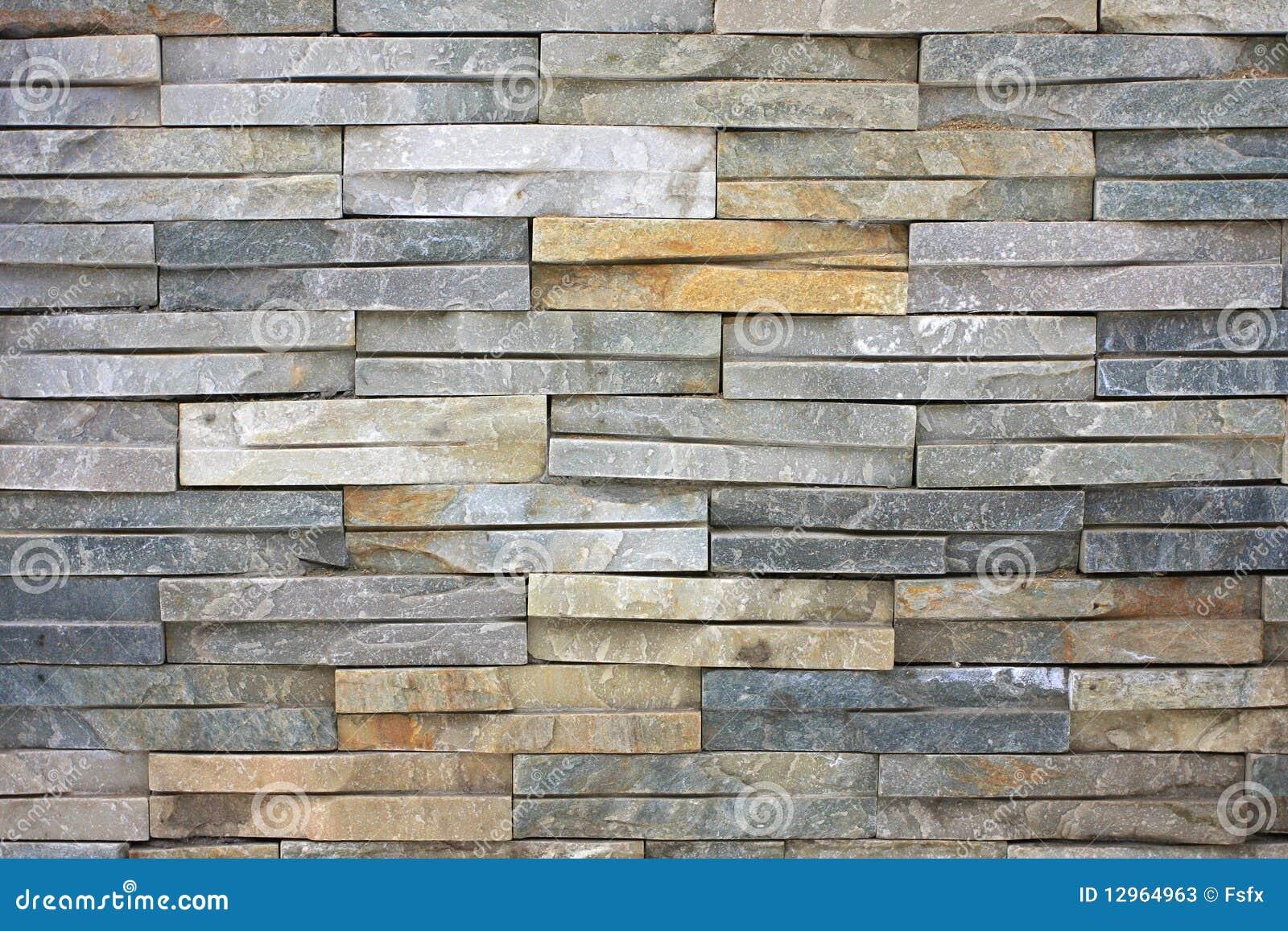 Mur en pierre d 39 ardoise photos stock image 12964963 - Mur en ardoise ...