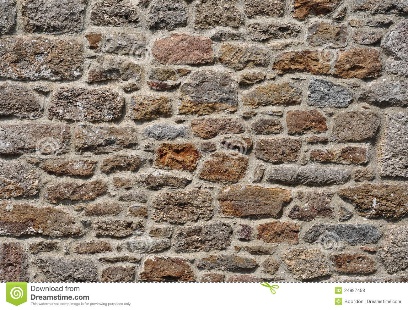 Mur en pierre de granit photos libres de droits image for Photo de granite