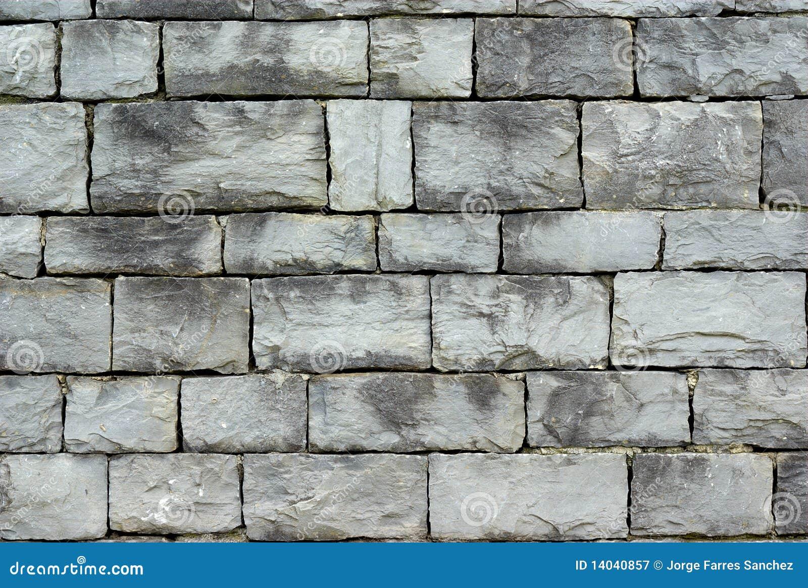 mur en pierre gris photographie stock libre de droits image 14040857. Black Bedroom Furniture Sets. Home Design Ideas