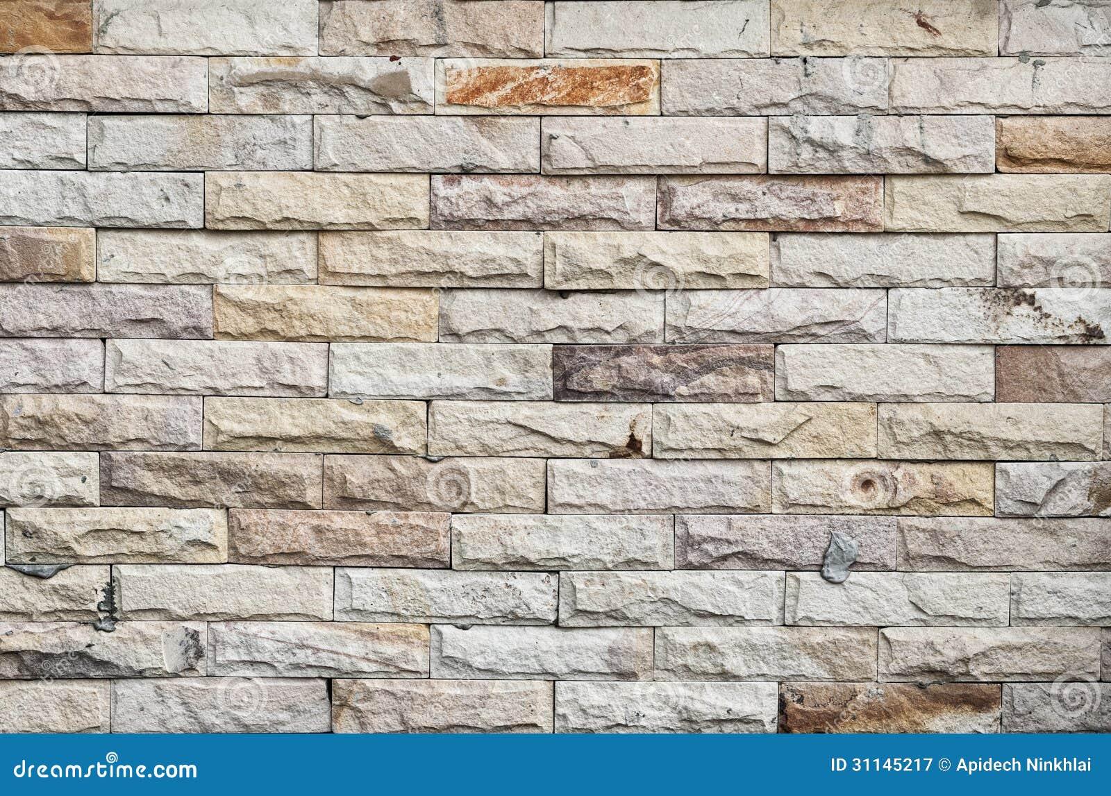 Mur en pierre moderne photographie stock libre de droits image 31145217 - Mur en pierre moderne ...