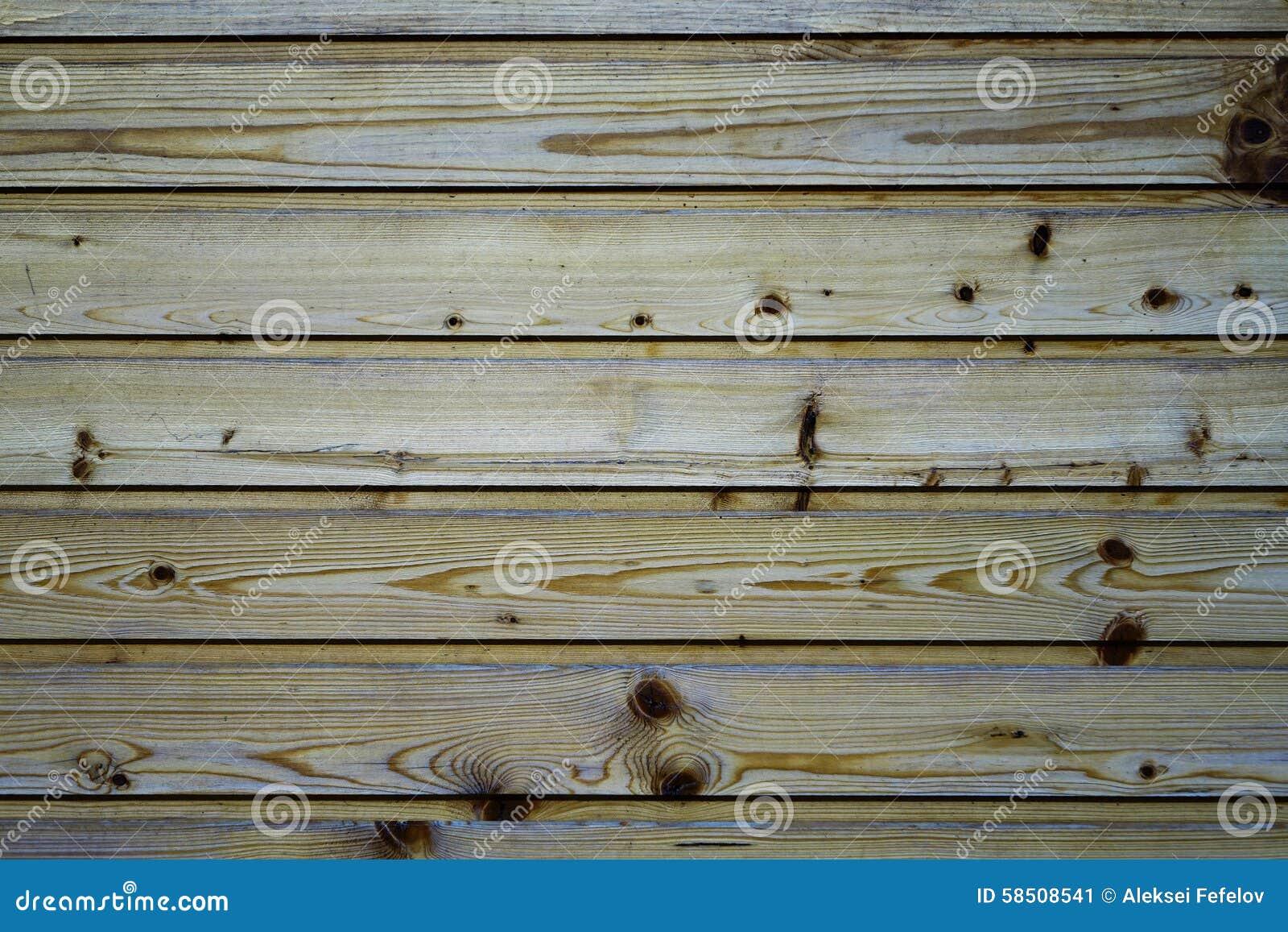 Impression Photo Planche Bois mur, planches en bois, pin la texture de l'arbre fond image