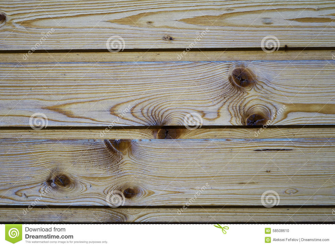 Impression Photo Planche Bois mur, planches en bois, pin la texture de l'arbre fond photo