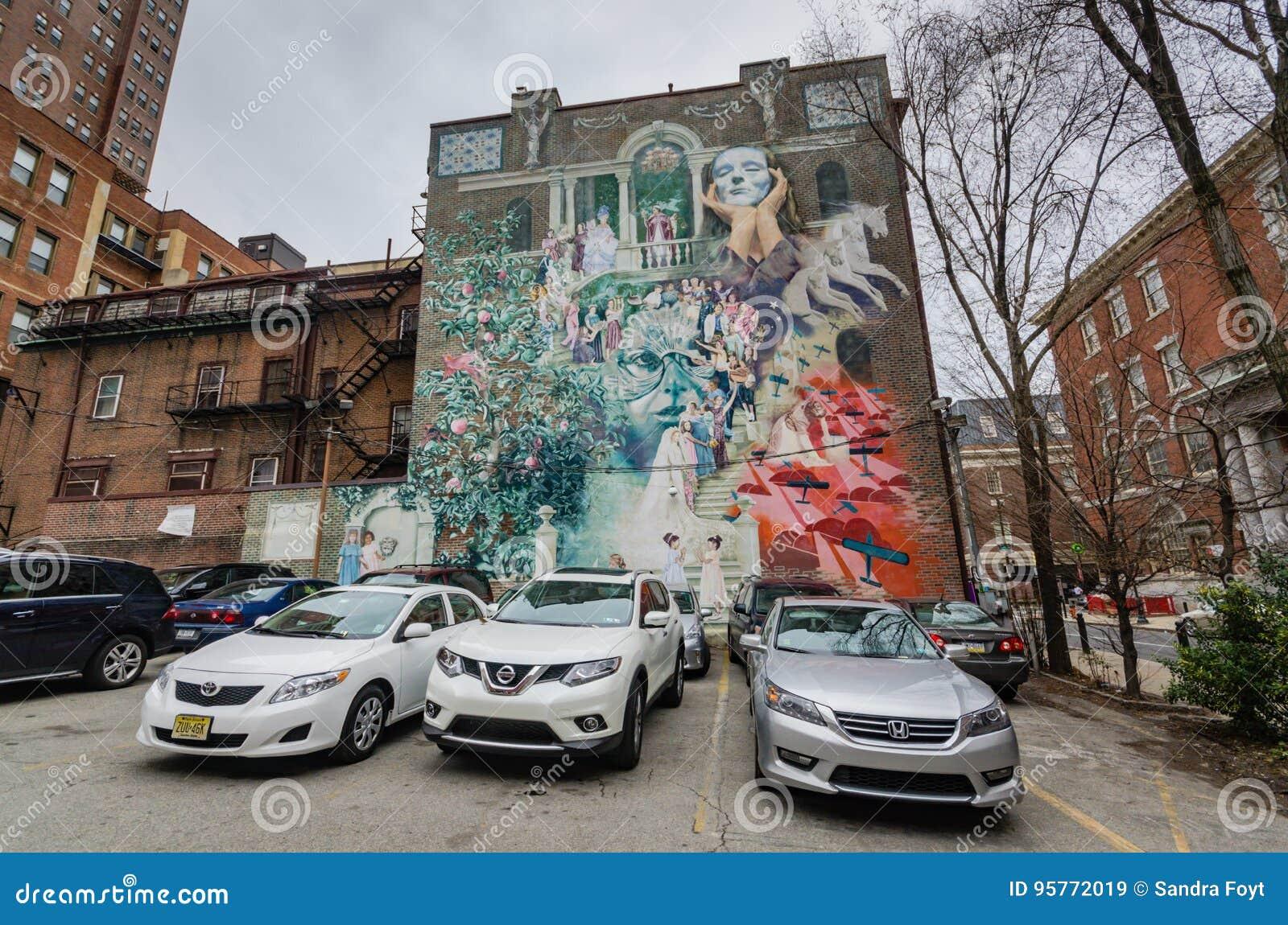 Mural Arts Philadelphia - Pennsylvania