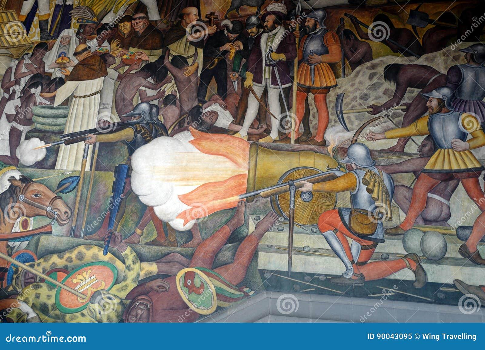 Mural De Diego Rivera Historia