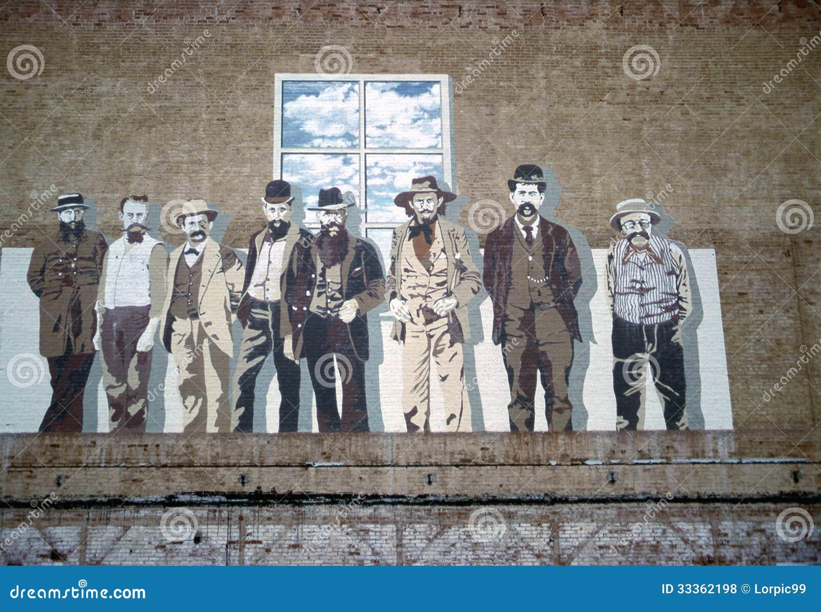 Mural editorial stock photo image 33362198 for California mural