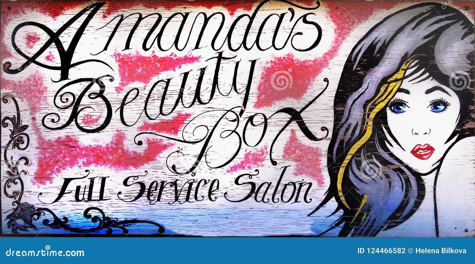 Murales Salon De Belleza