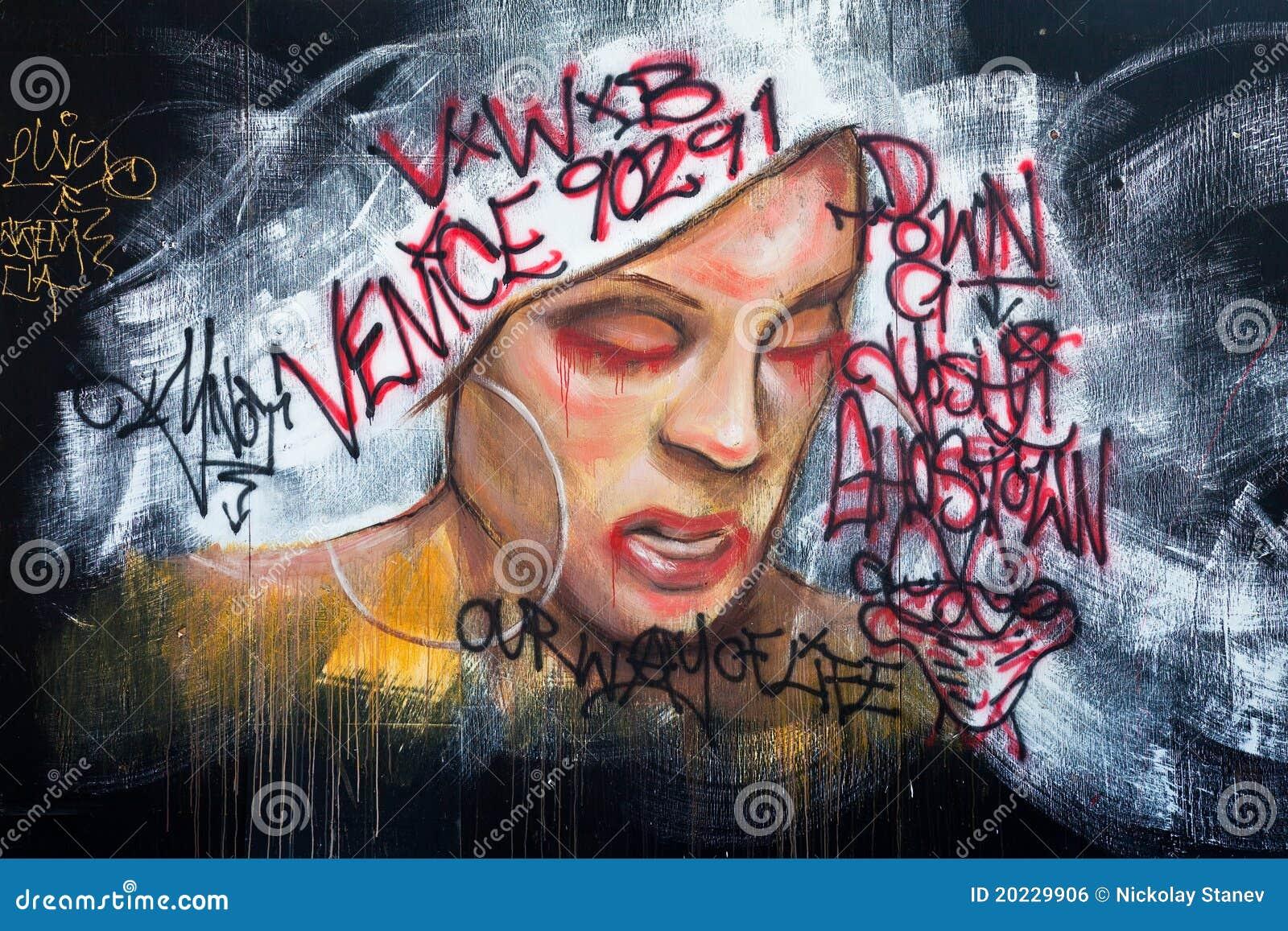Mural y Graffitti