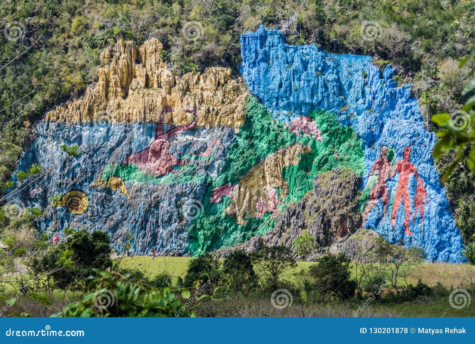Murale Di Mural De La Prehistoria The Di Preistoria ...