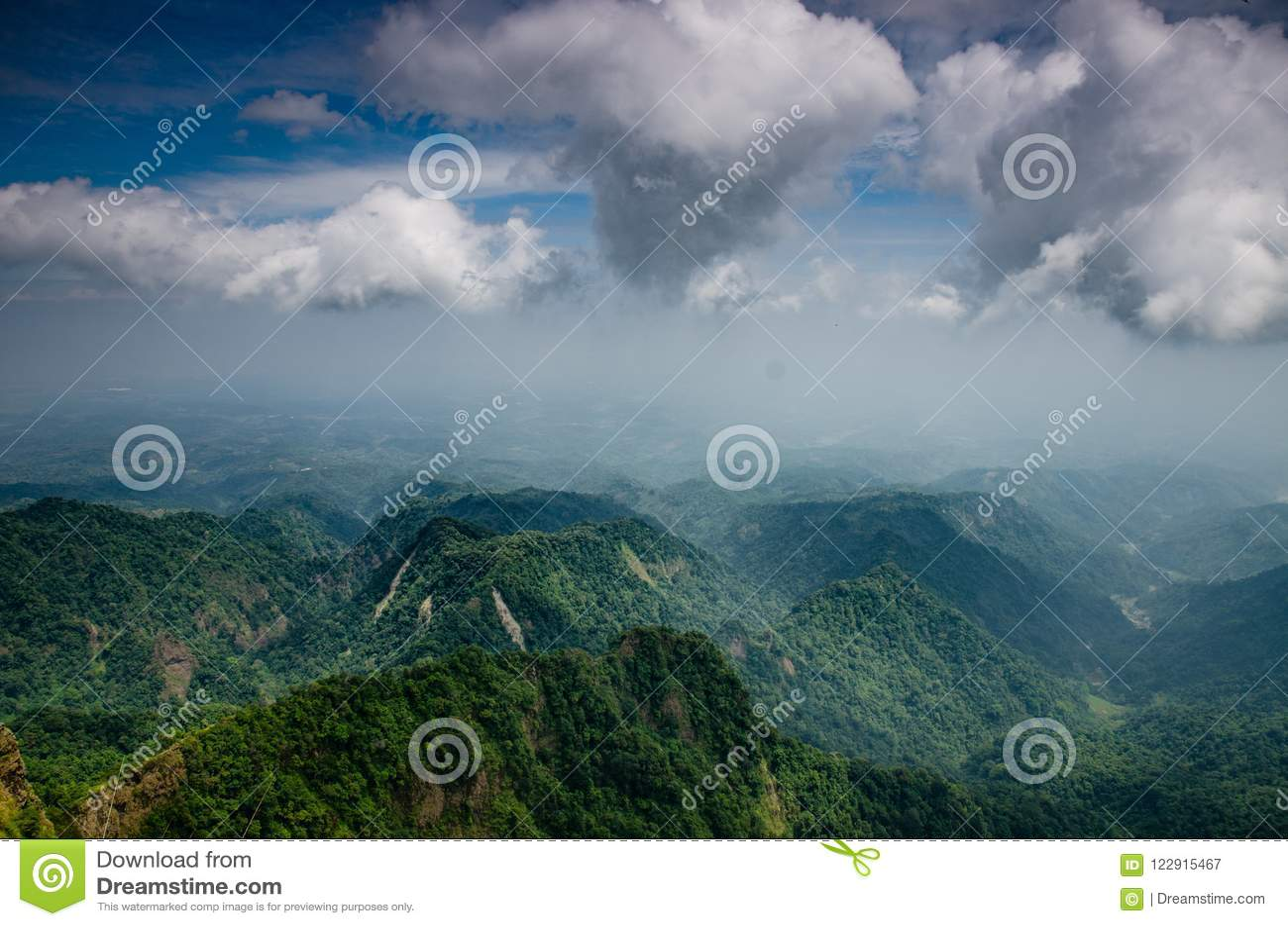 Muria山峰印度尼西亚