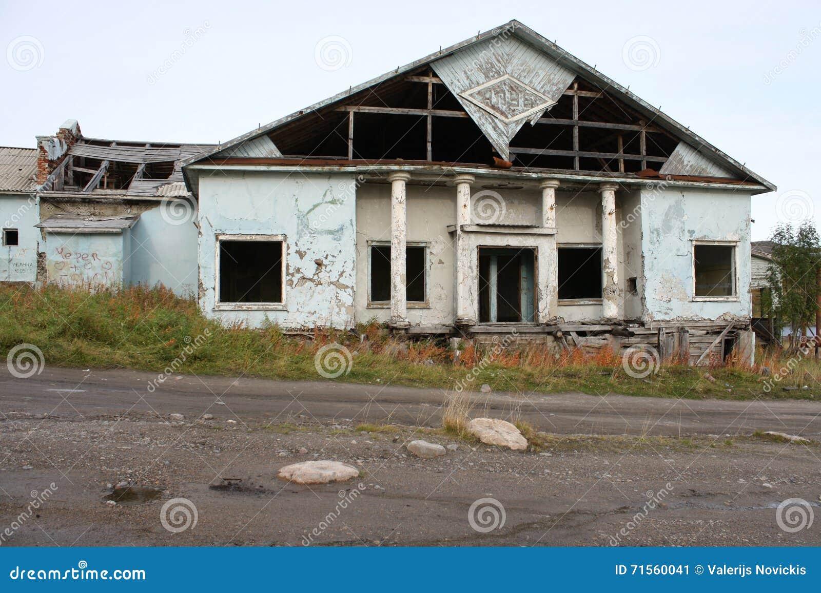 Murmansk Rosja północy regionu zaniechana federacja rosyjska