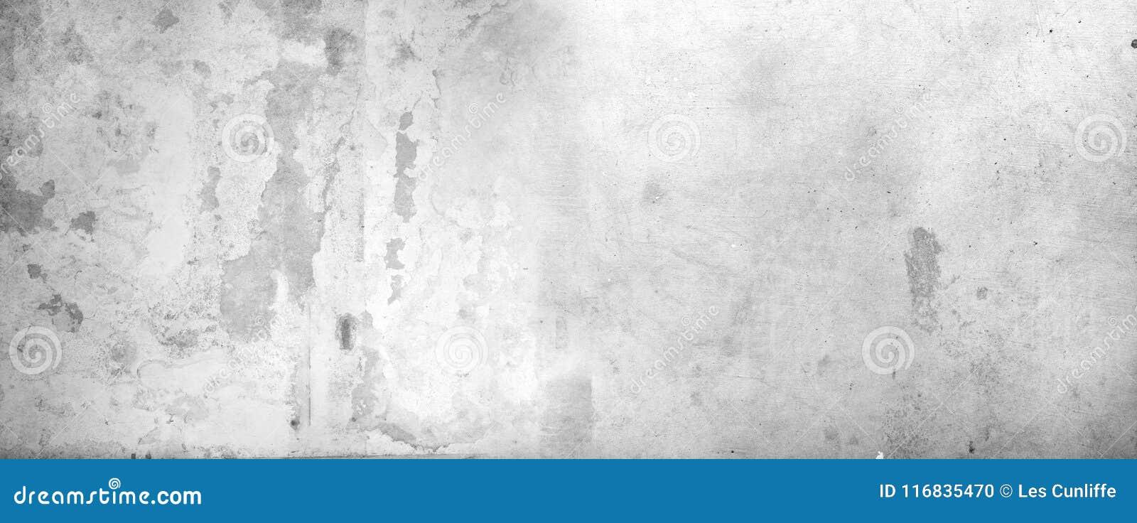 Muro de cemento gris