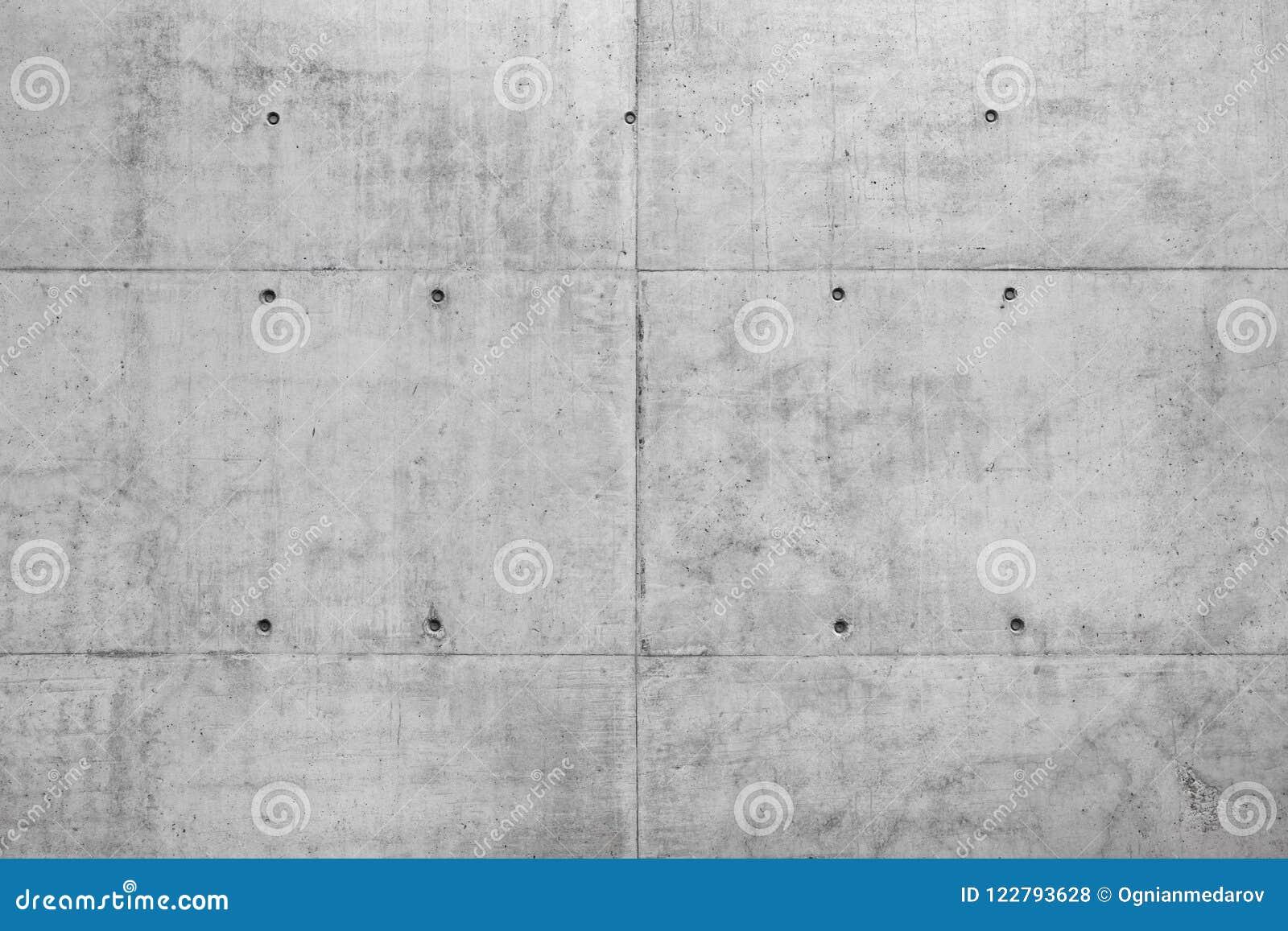 Muro de cemento sin procesar
