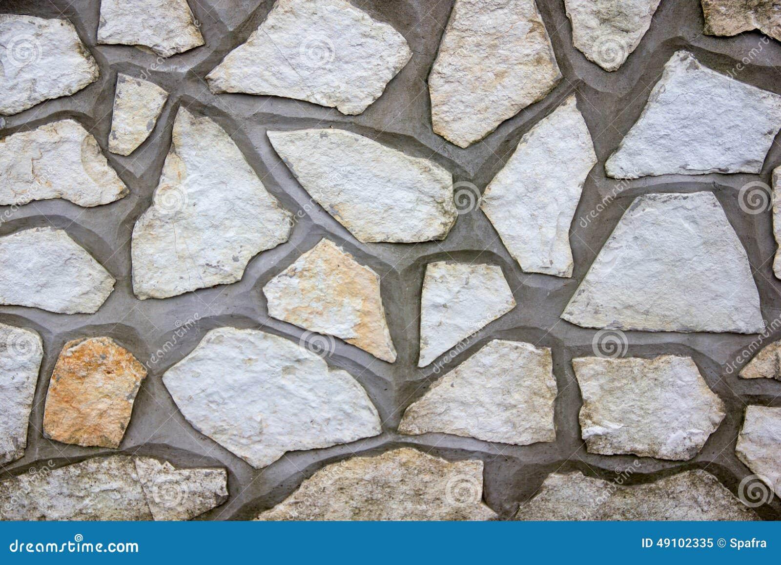 muro de cemento y piedra - Muro De Piedra