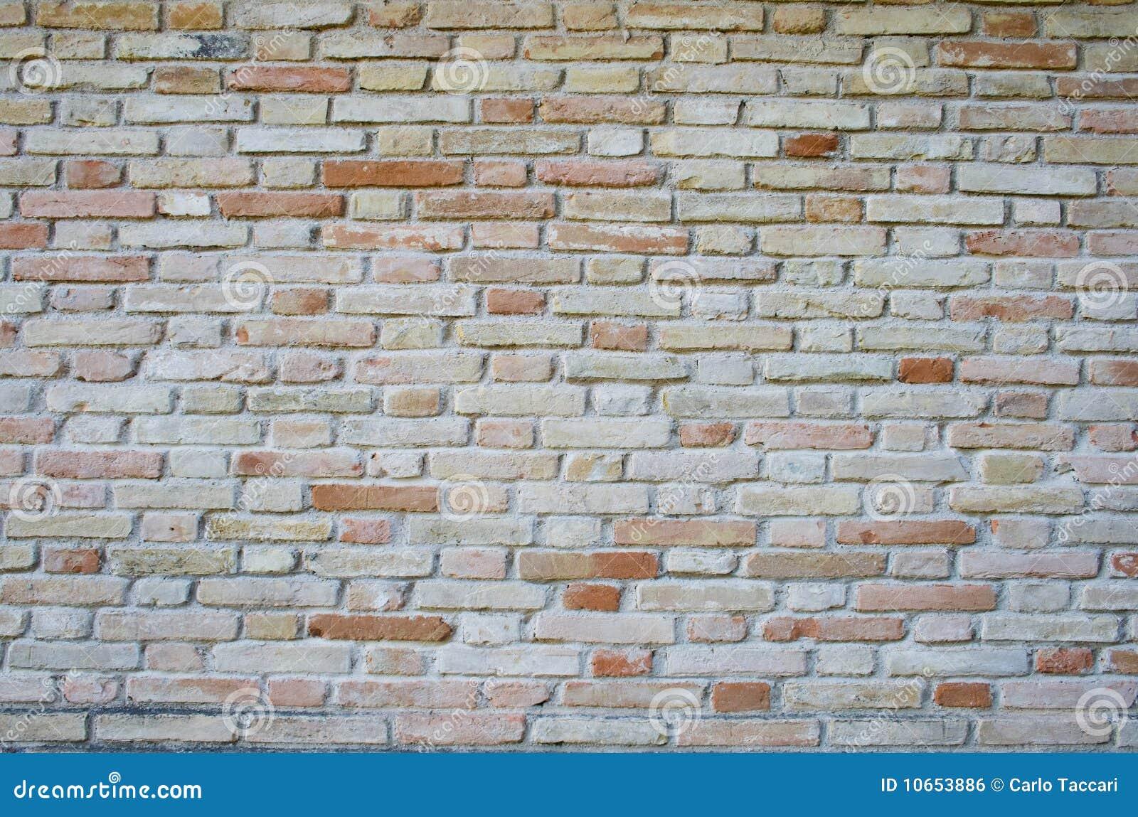 Muro di mattoni immagine stock libera da diritti for Esterno di mattoni artistici