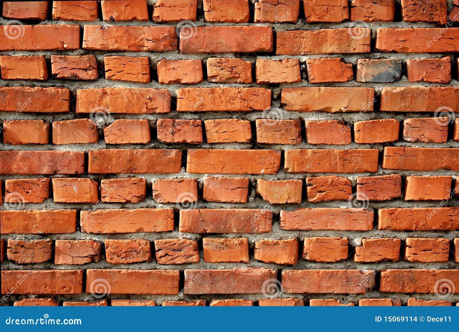 Muro di mattoni fotografia stock immagine di esterno 15069114 - Mattoni per muro esterno ...