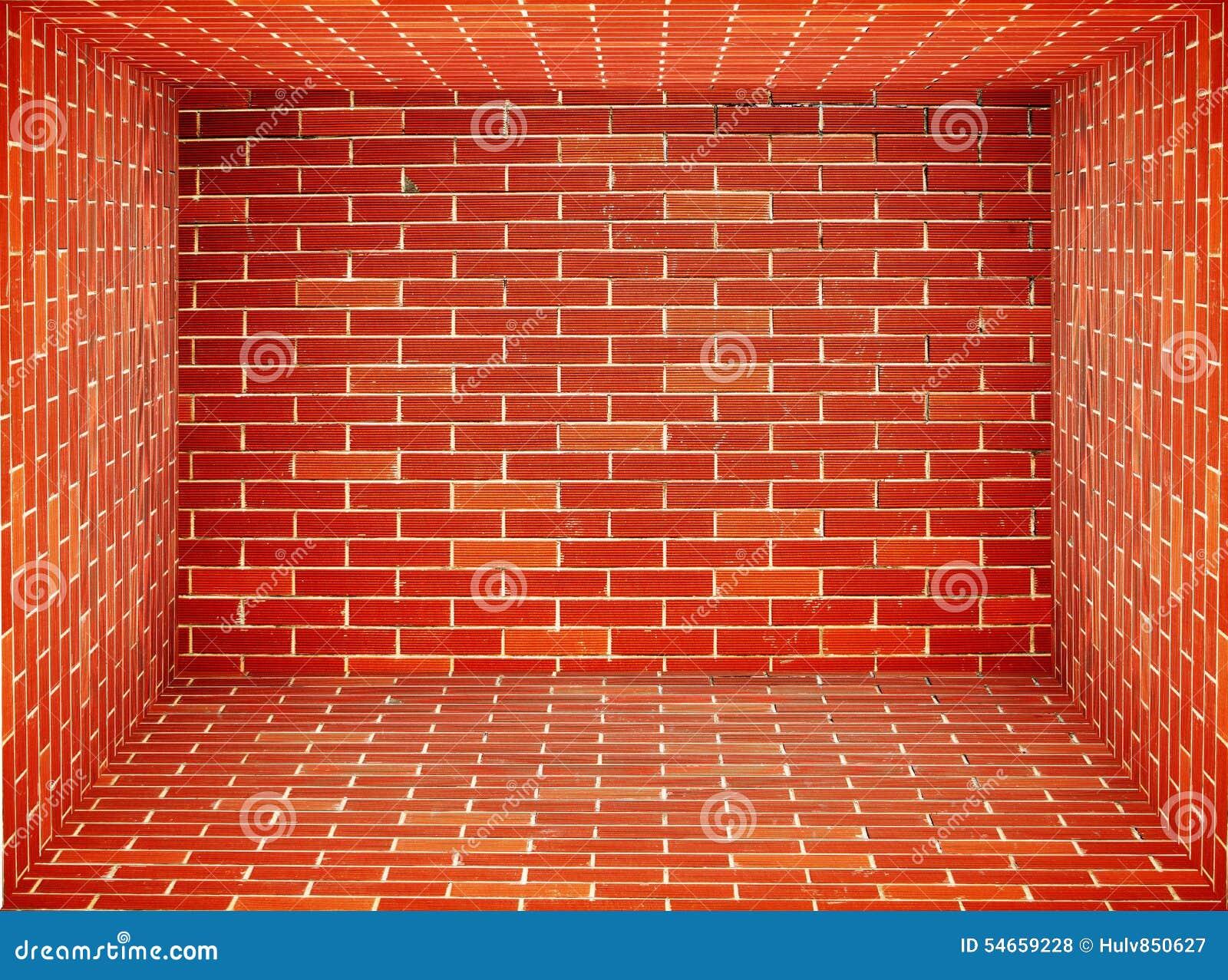 Muro Rosso Bordeau: Colori pareti soggiorno prova il verde tirichiamo. Muro di mattoni rosso ...