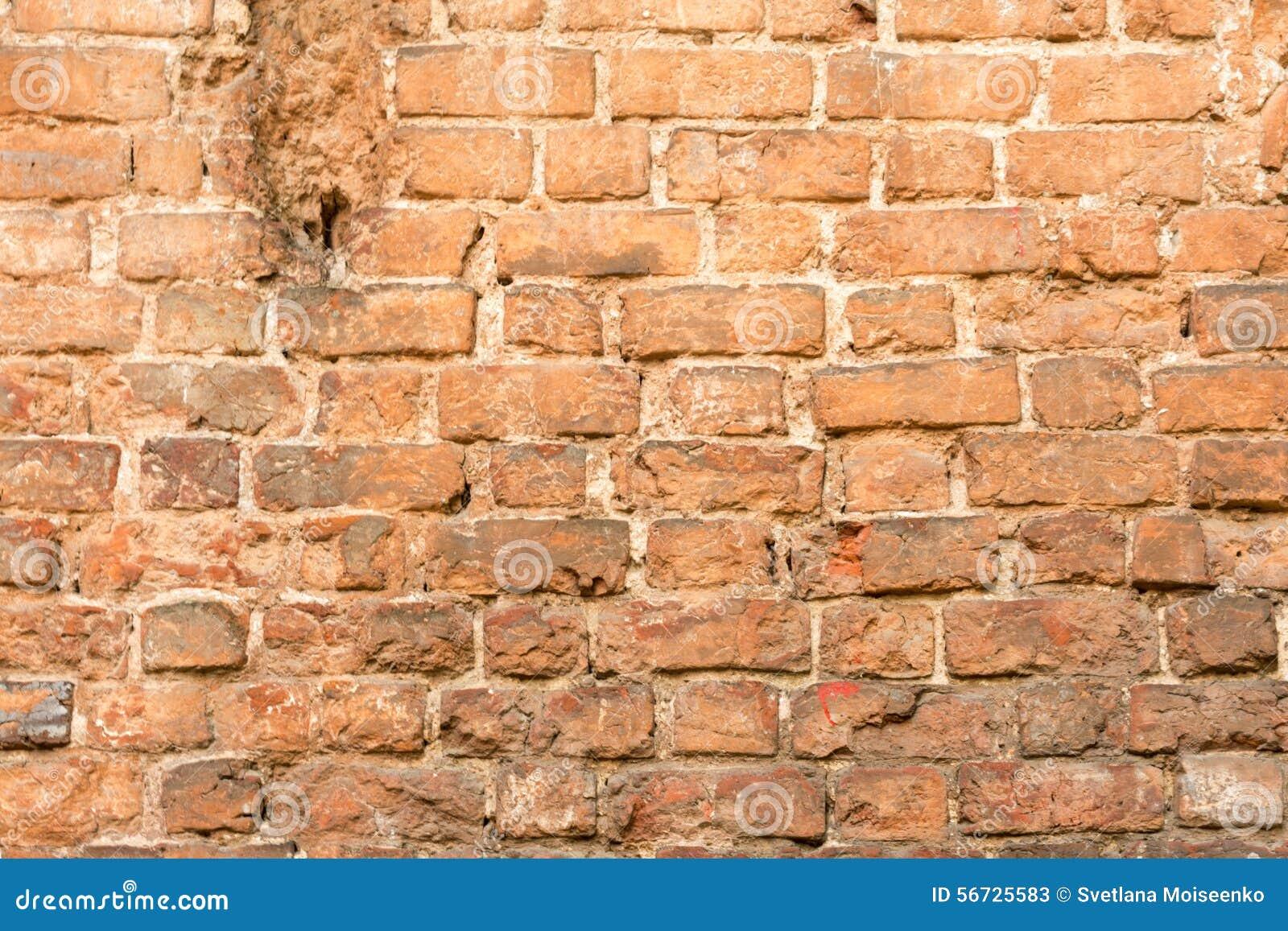 Muro Fatto In Pietra muro di mattoni fatto della pietra rossa immagine stock
