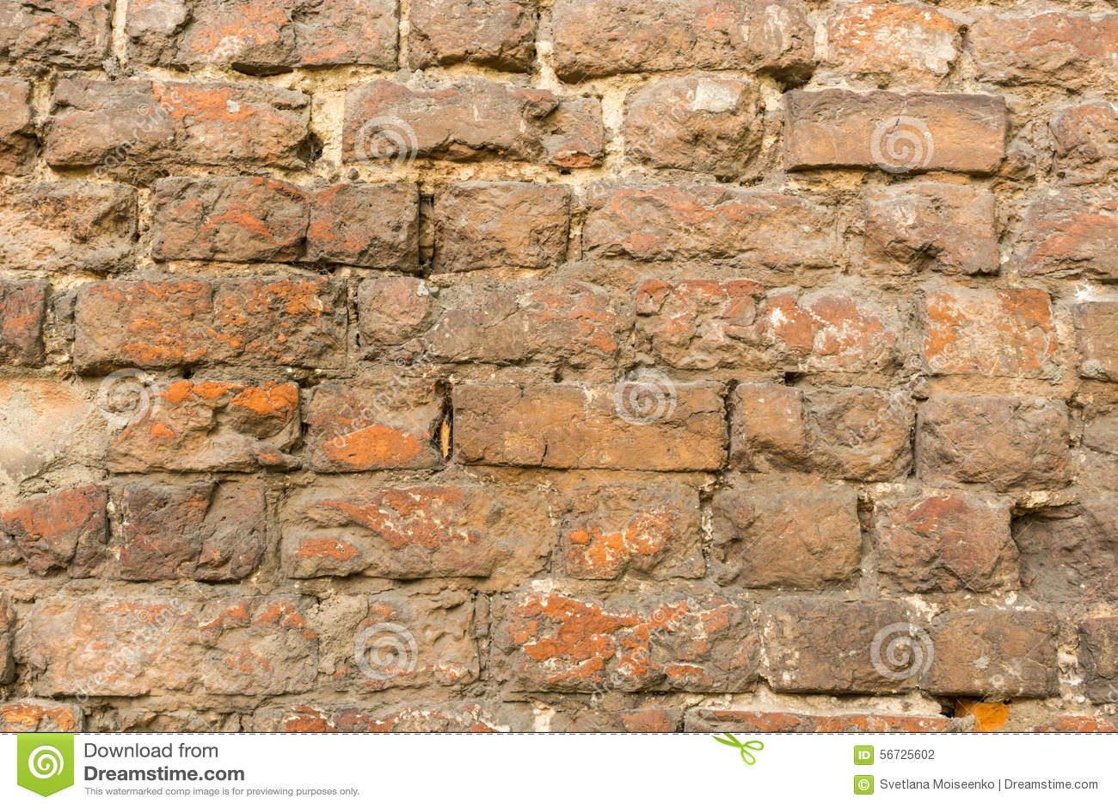 Muro Fatto In Pietra muro di mattoni fatto della pietra rossa fotografia stock