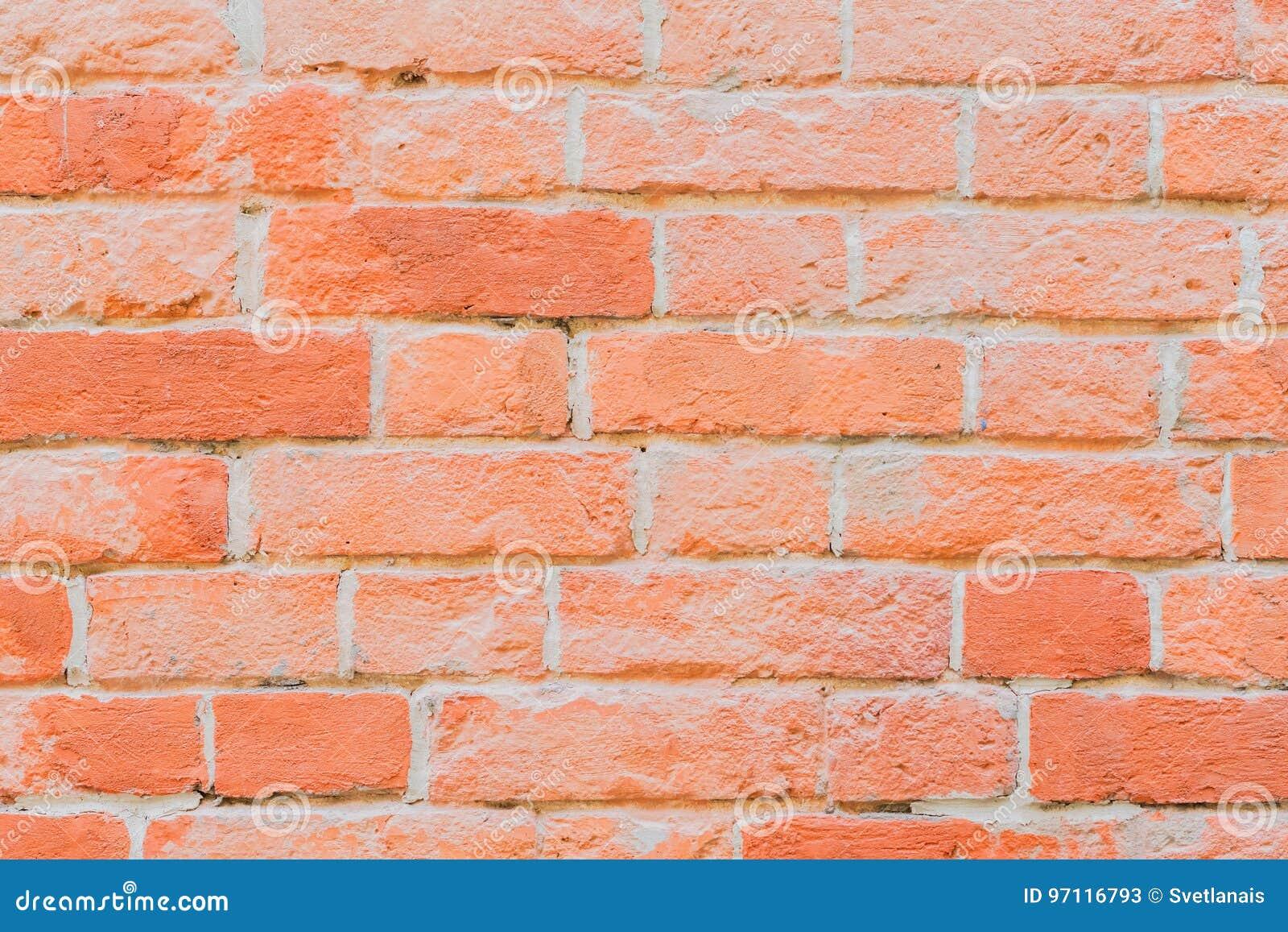Carta Da Parati Su Muro Ruvido.Muro Di Mattoni Rosso Ruvido Struttura Di Muratura Per Fondo Moderno