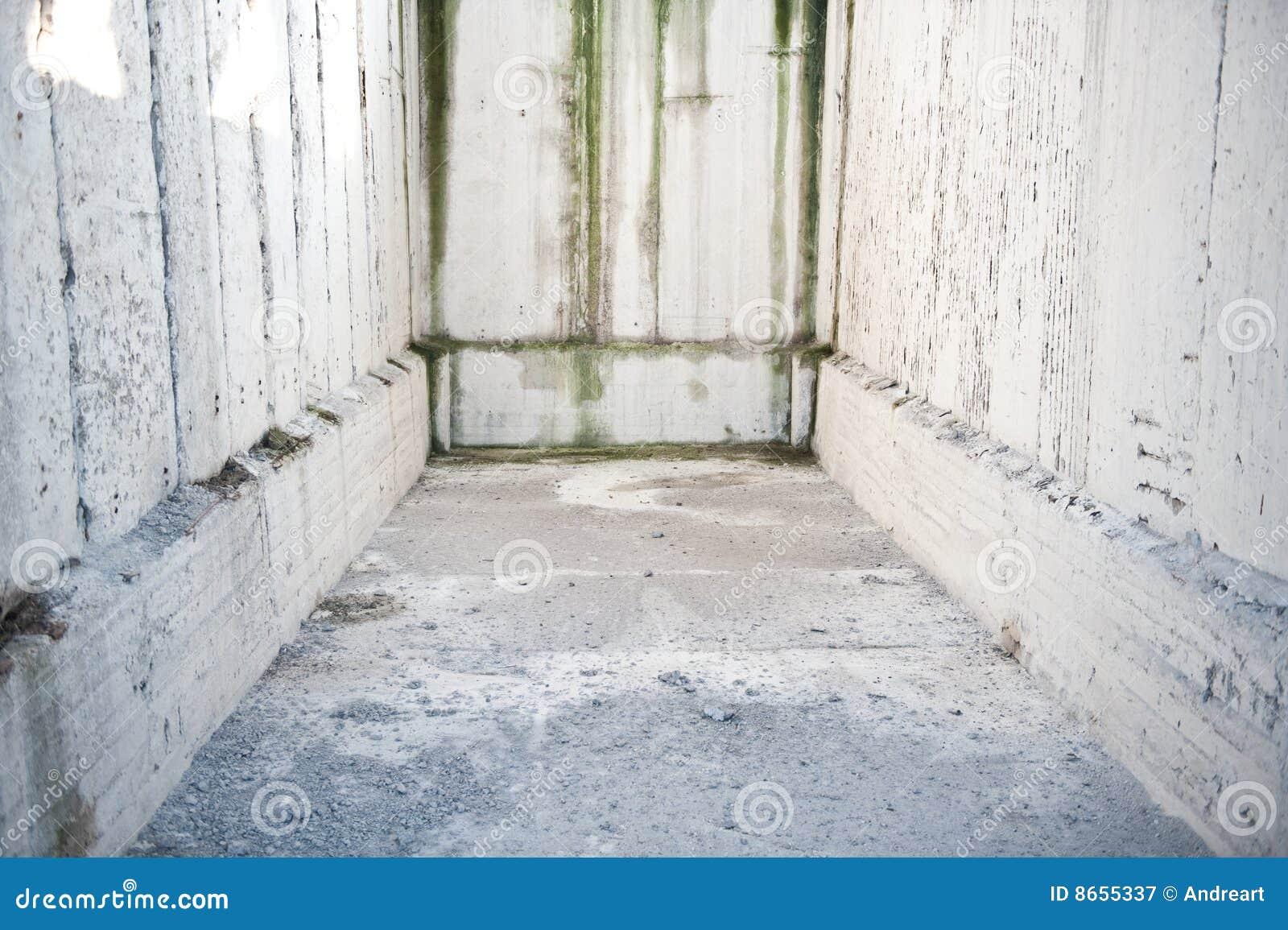 Murs blancs modifiés