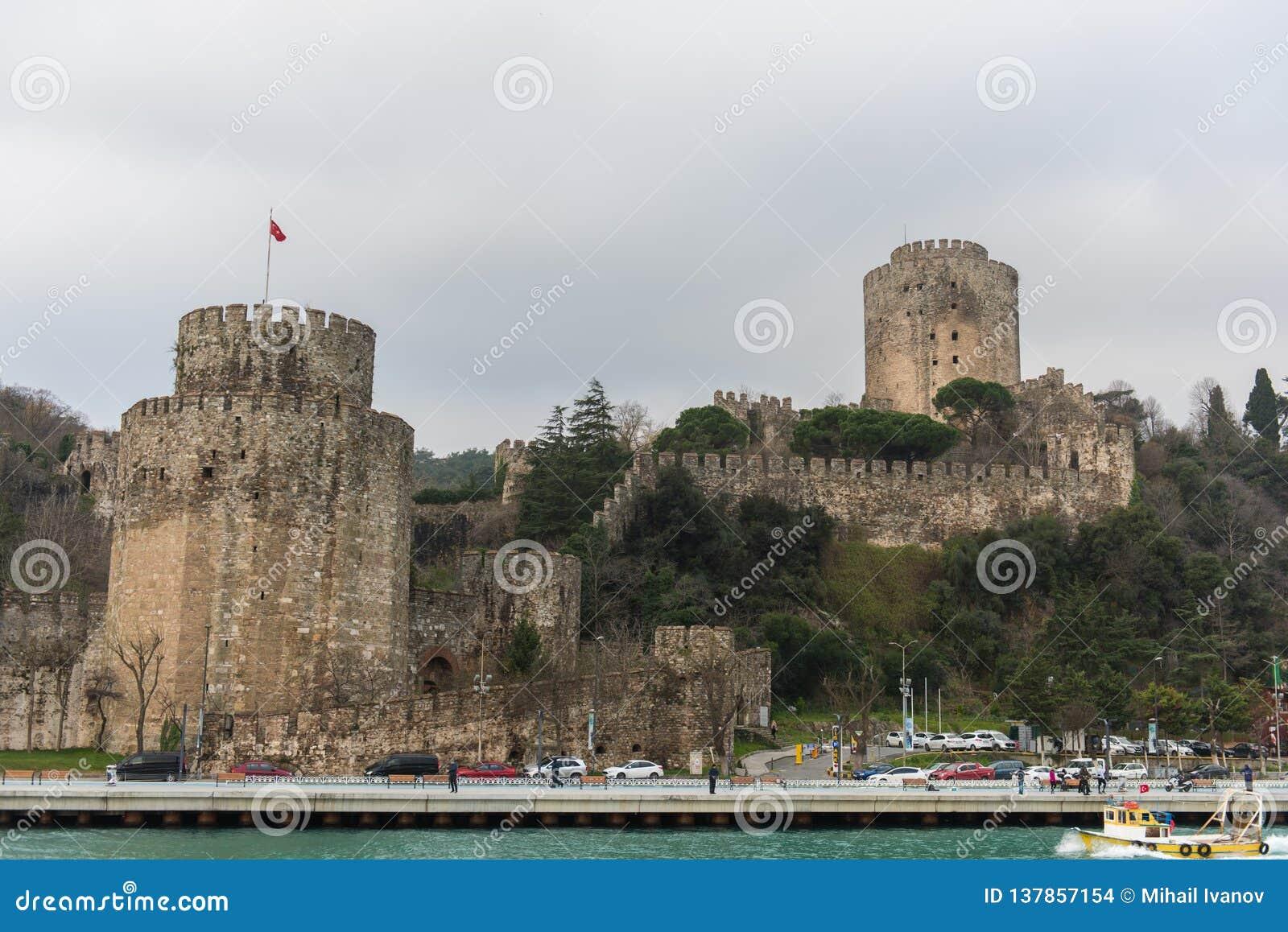 Murs de Constantinople, Istanbul, Turquie