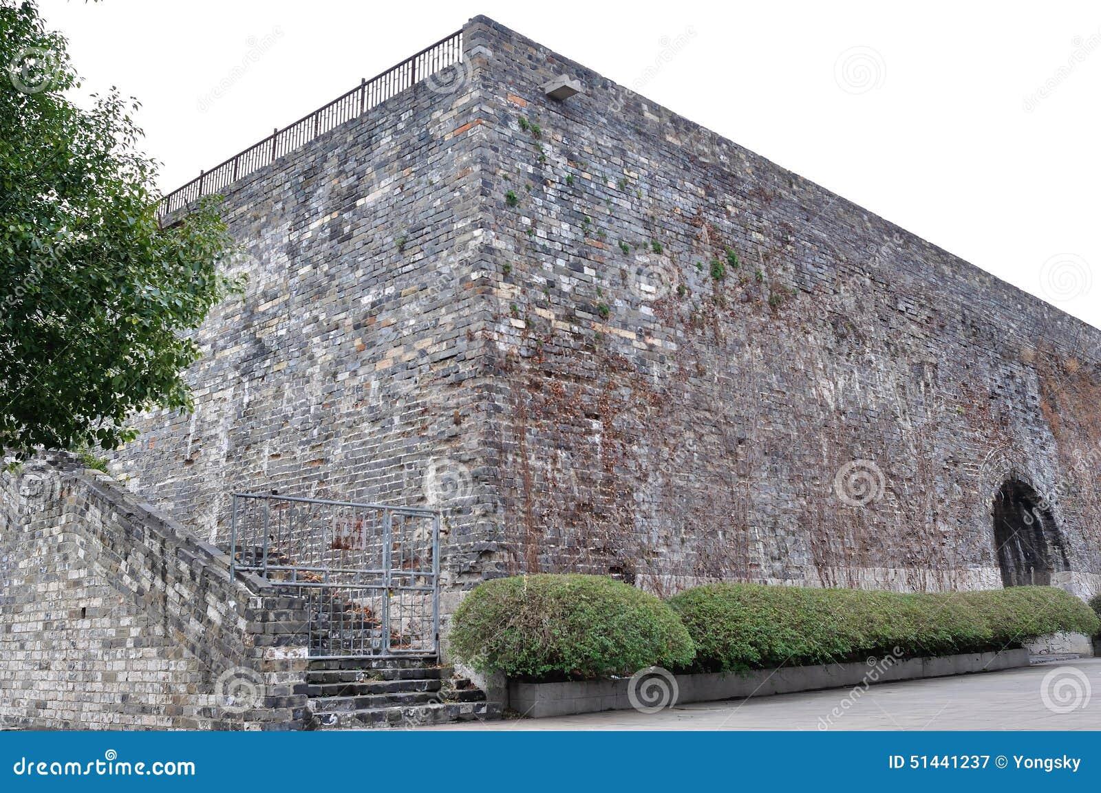 Murs de ville de Hanzhoung