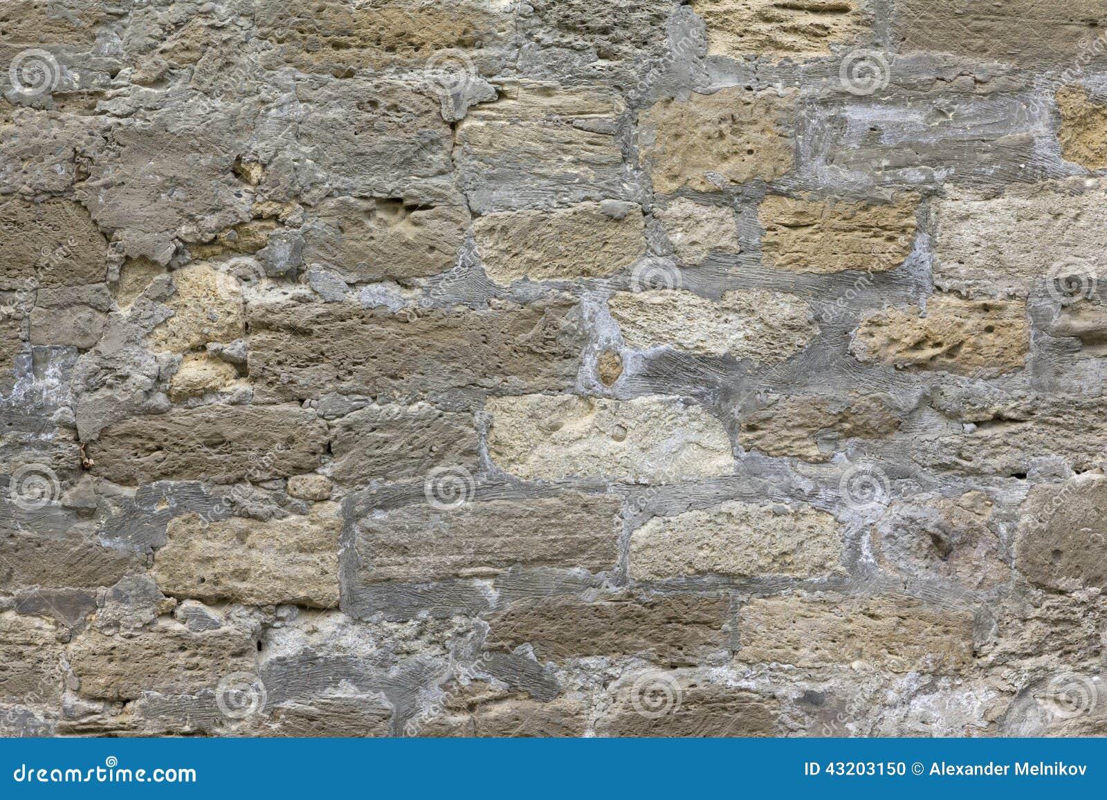 Download Murverk Walled Stad Av Baku Arkivfoto - Bild av textur, sten: 43203150
