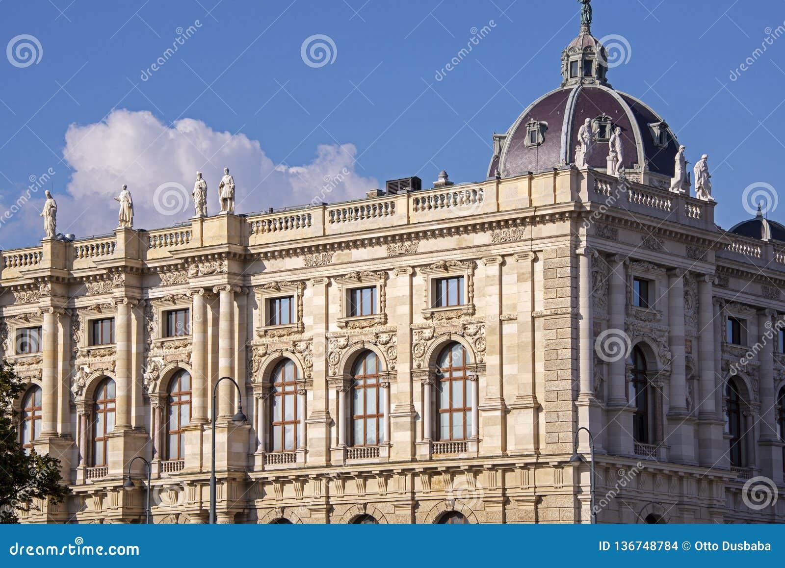 Musée d histoire naturelle à Vienne