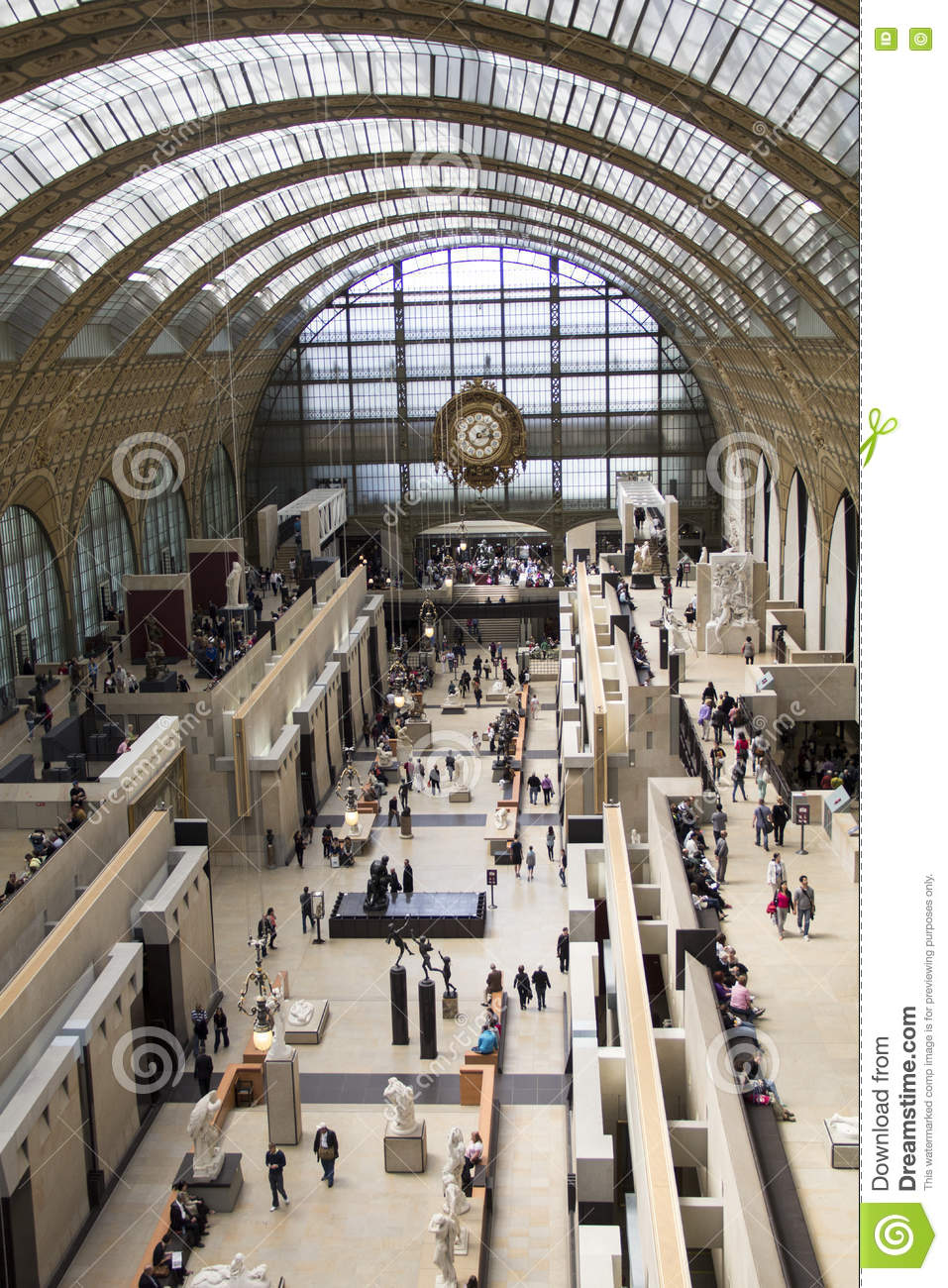 Musee D Orsay Museum Editorial Photography Image Of Artwork