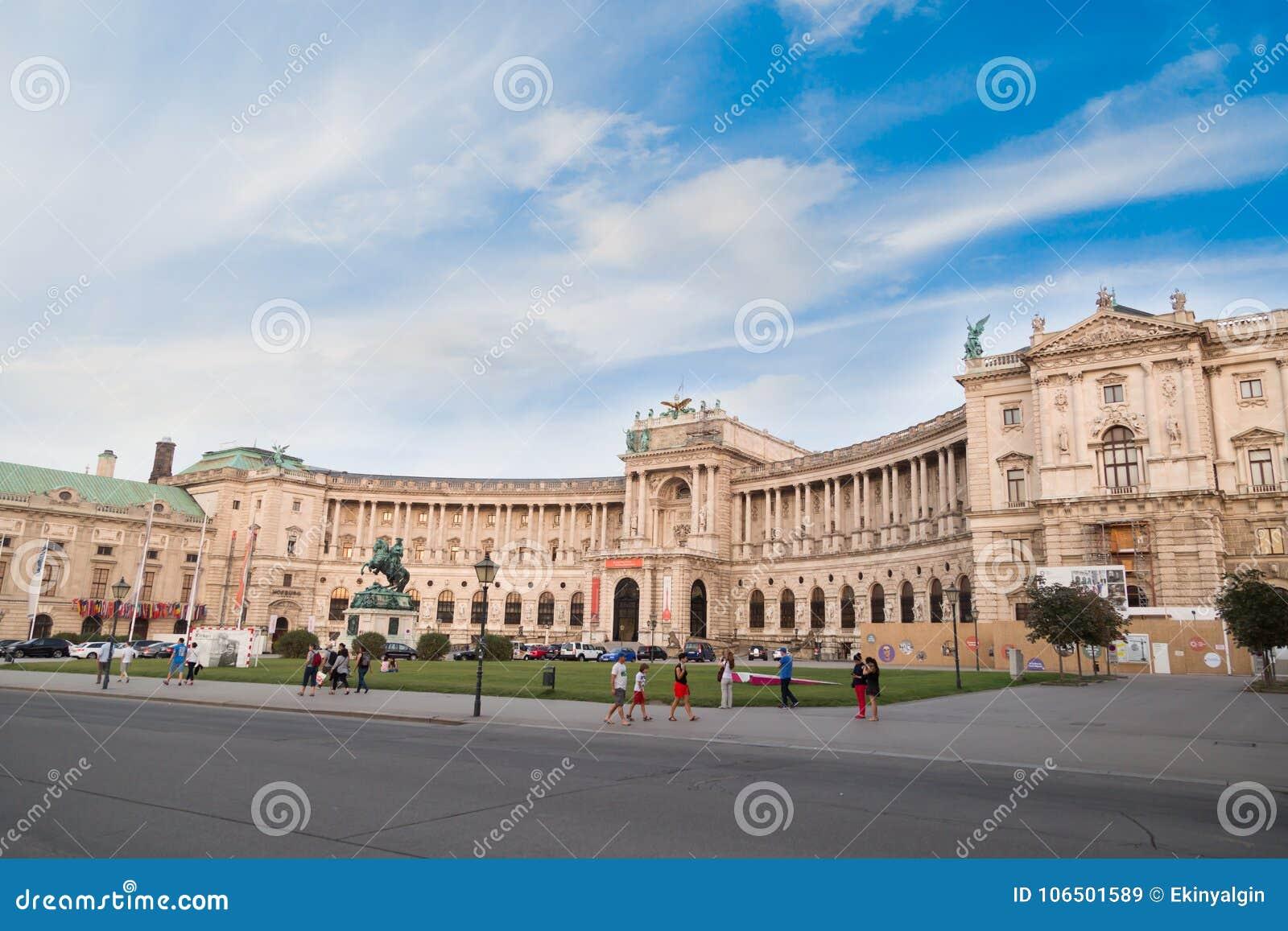Musée de Burg de Neue à Vienne