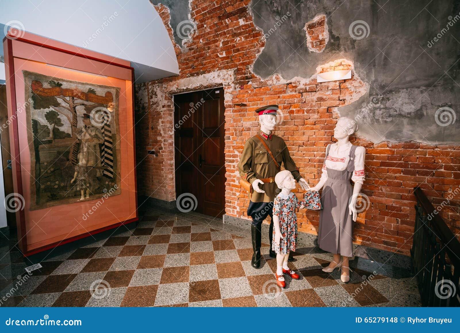 Musée de forteresse de Brest à Brest, Belarus